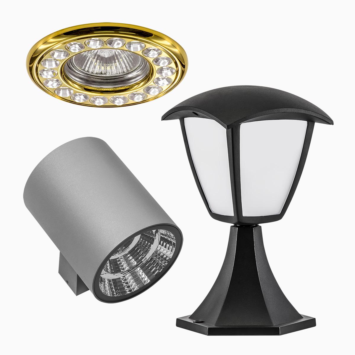 Светильники купить в СПб, с доставкой, в интернет-магазине, Starlight люстры и светильники