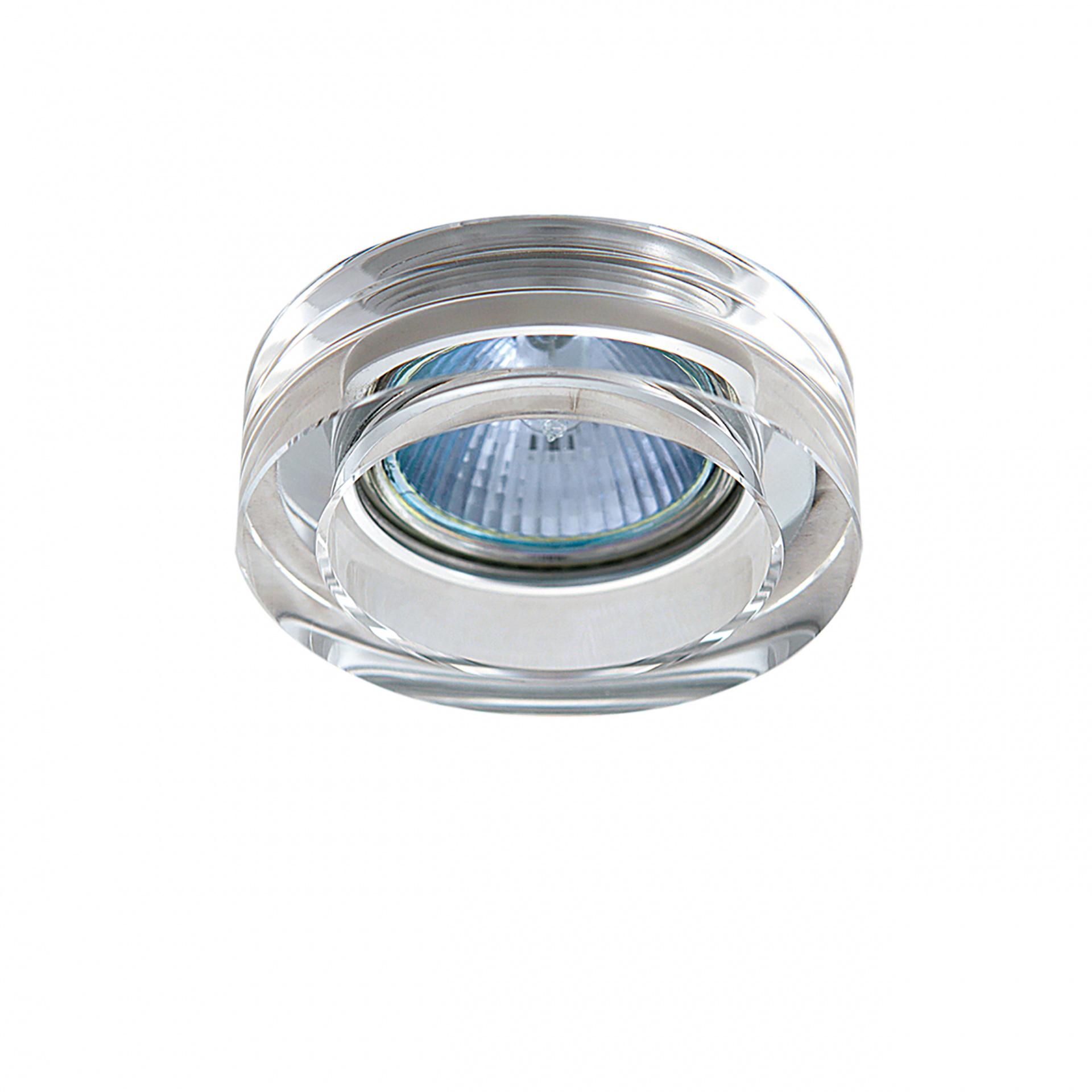 Светильник Lei Mini CR MR16 / HP16 хром / прозрачный Lightstar 006130, купить в СПб, Москве, с доставкой, Санкт-Петербург, интернет-магазин люстр и светильников Starlight, фото в жизни