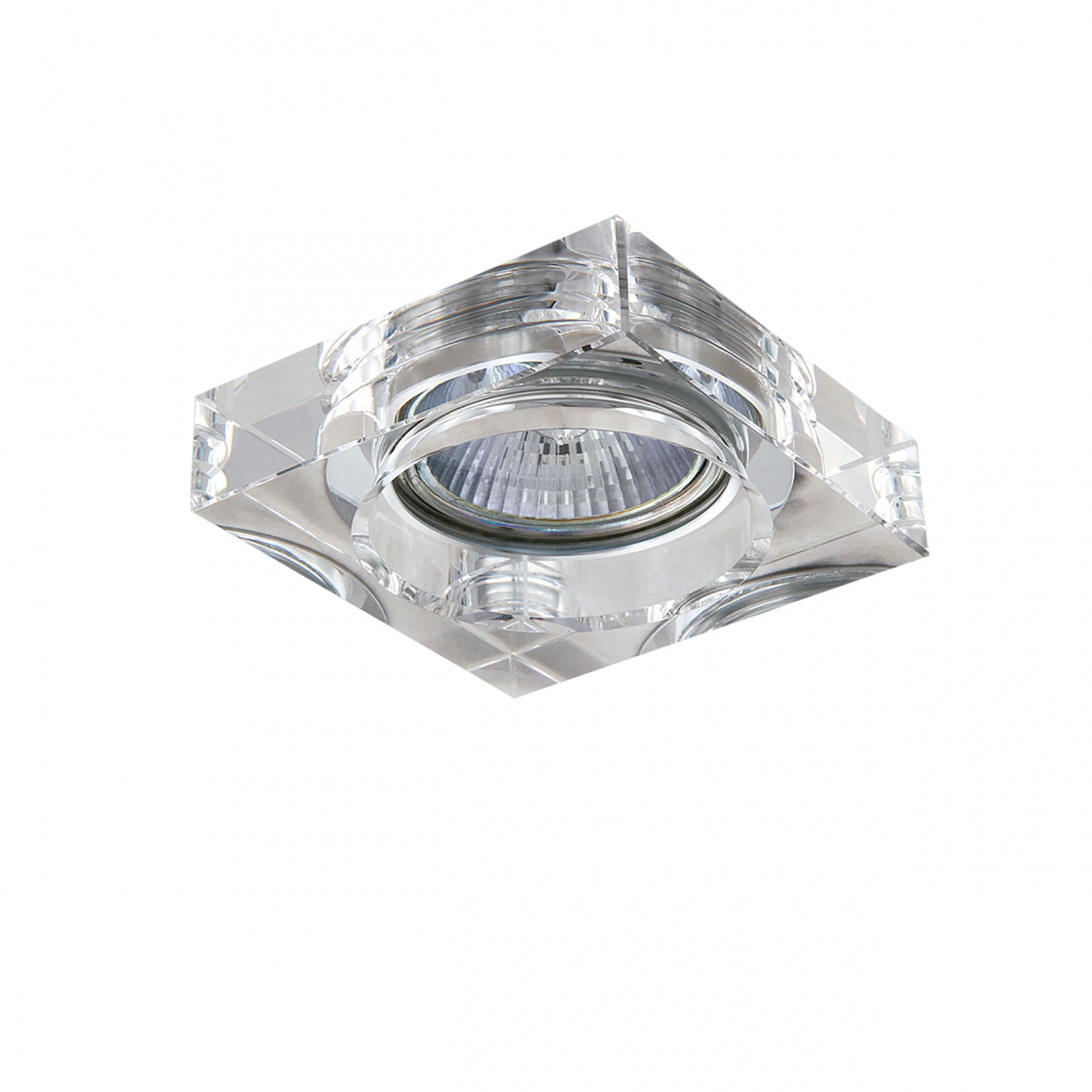 Светильник Lui Mini CR MR16 / HP16 хром / прозрачный Lightstar 006140, купить в СПб, Москве, с доставкой, Санкт-Петербург, интернет-магазин люстр и светильников Starlight, фото в жизни