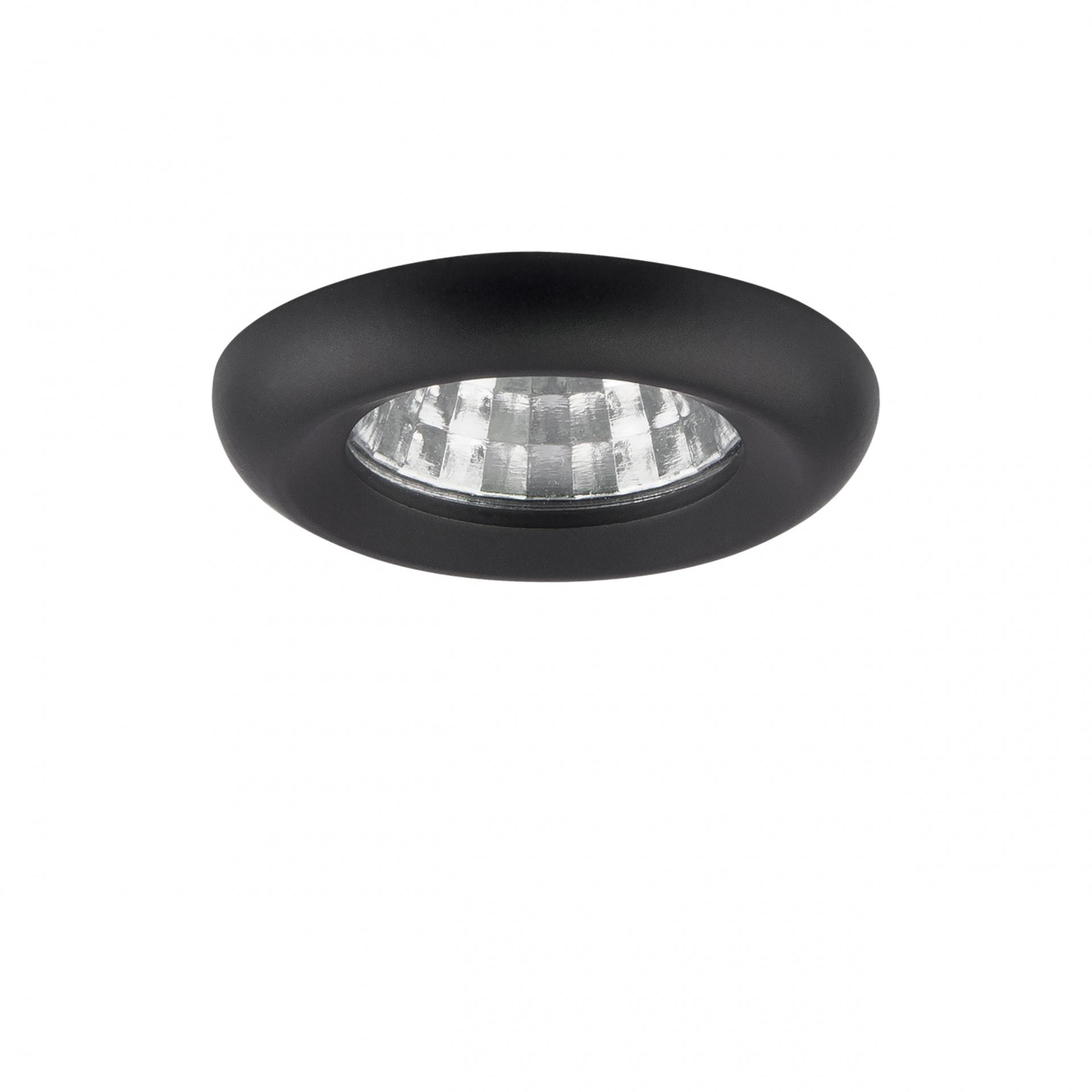 Светильник Monde LED 1W 80LM 18G черный 3000K Lightstar 071017, купить в СПб, Москве, с доставкой, Санкт-Петербург, интернет-магазин люстр и светильников Starlight, фото в жизни