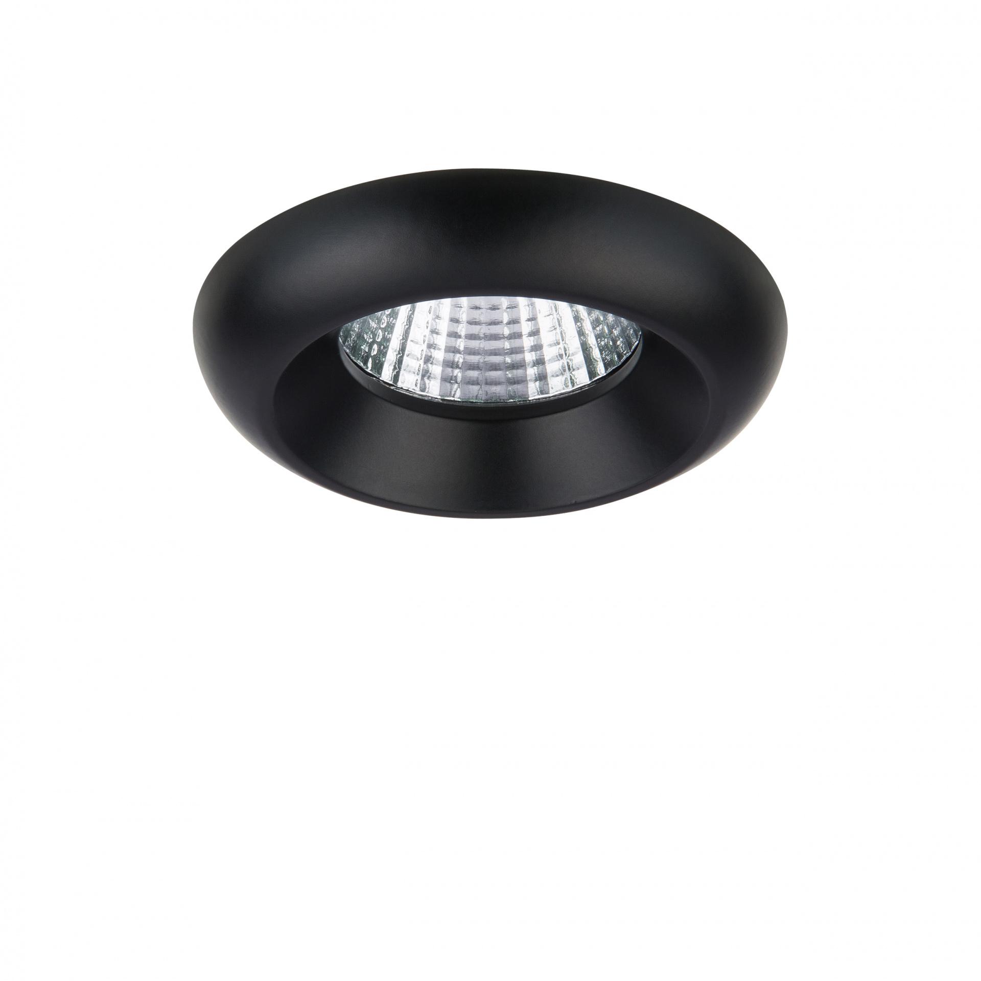 Светильник Monde LED 7W 560LM 50G черный 4000K Lightstar 071177, купить в СПб, Москве, с доставкой, Санкт-Петербург, интернет-магазин люстр и светильников Starlight, фото в жизни