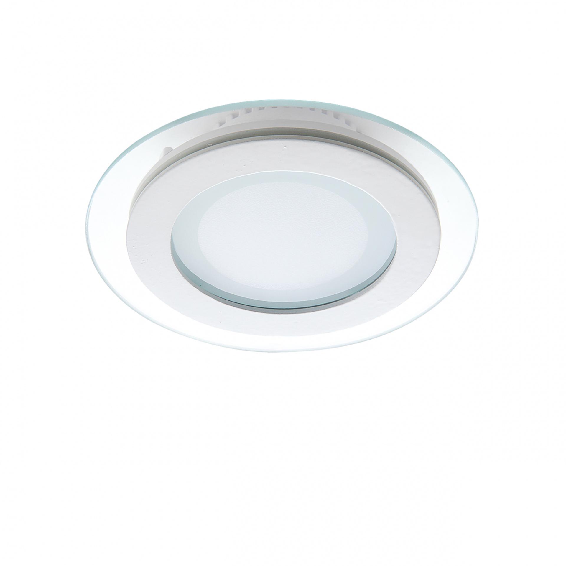 Светильник Acri LED 6W 480LM хром / прозрачный 3000K Lightstar 212010, купить в СПб, Москве, с доставкой, Санкт-Петербург, интернет-магазин люстр и светильников Starlight, фото в жизни