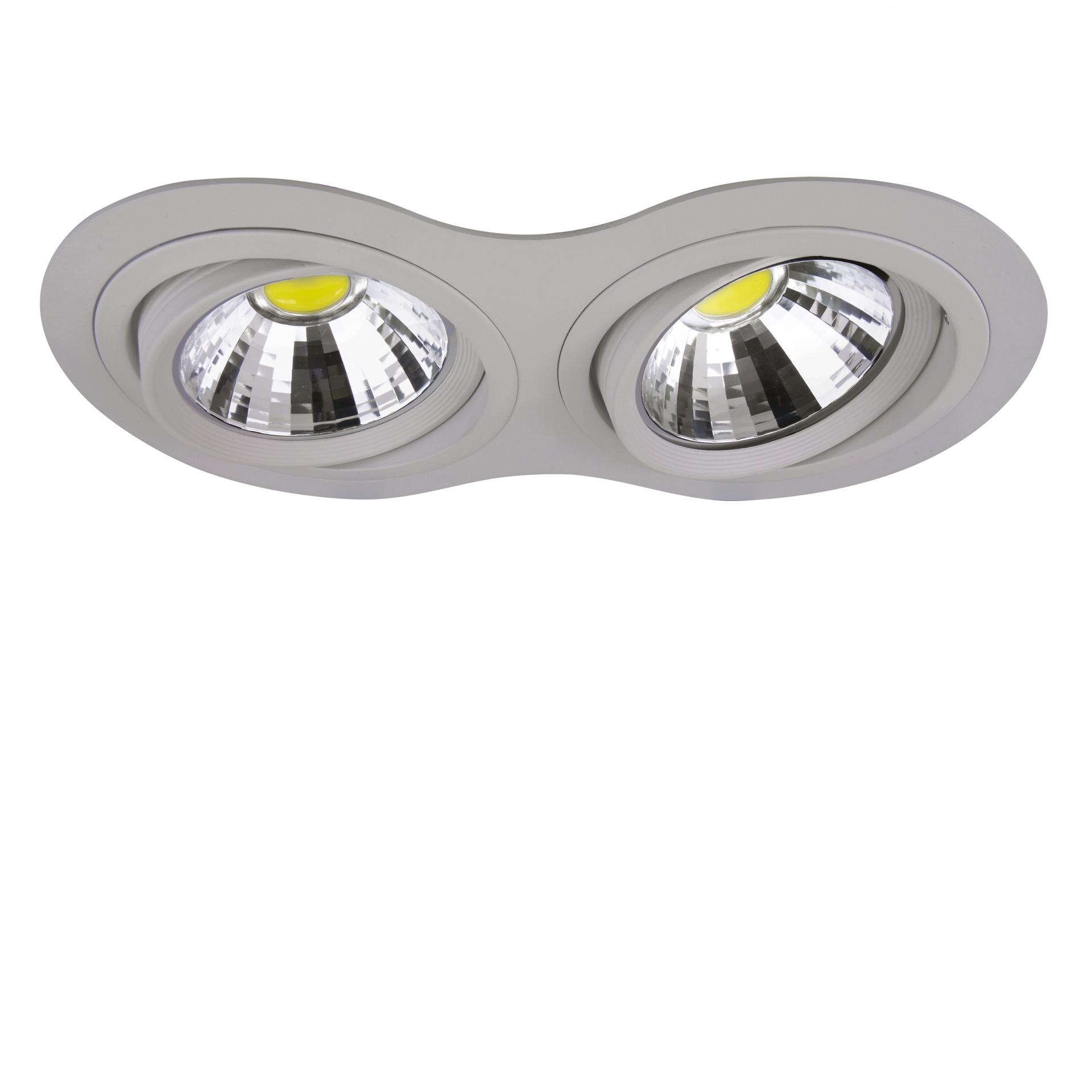 Светильник Intero 111 AR111 серый Lightstar 214329, купить в СПб, Москве, с доставкой, Санкт-Петербург, интернет-магазин люстр и светильников Starlight, фото в жизни