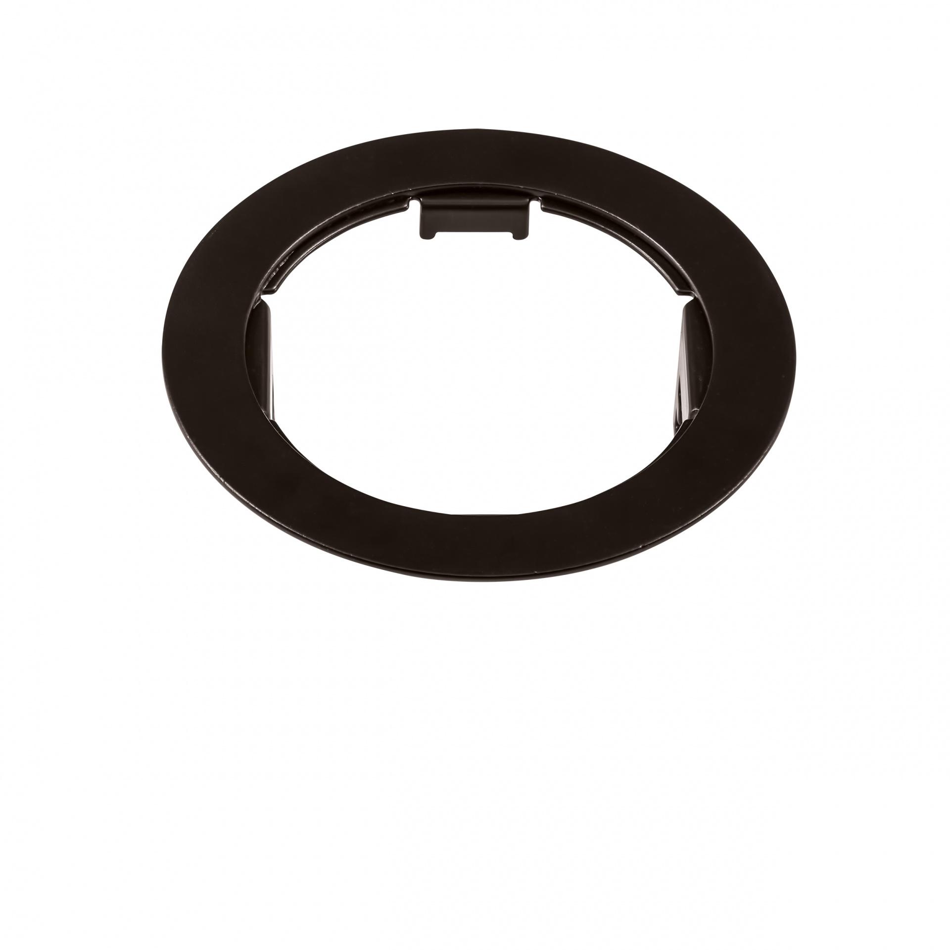 Рамка Domino round МR16 черный Lightstar 214617, купить в СПб, Москве, с доставкой, Санкт-Петербург, интернет-магазин люстр и светильников Starlight, фото в жизни