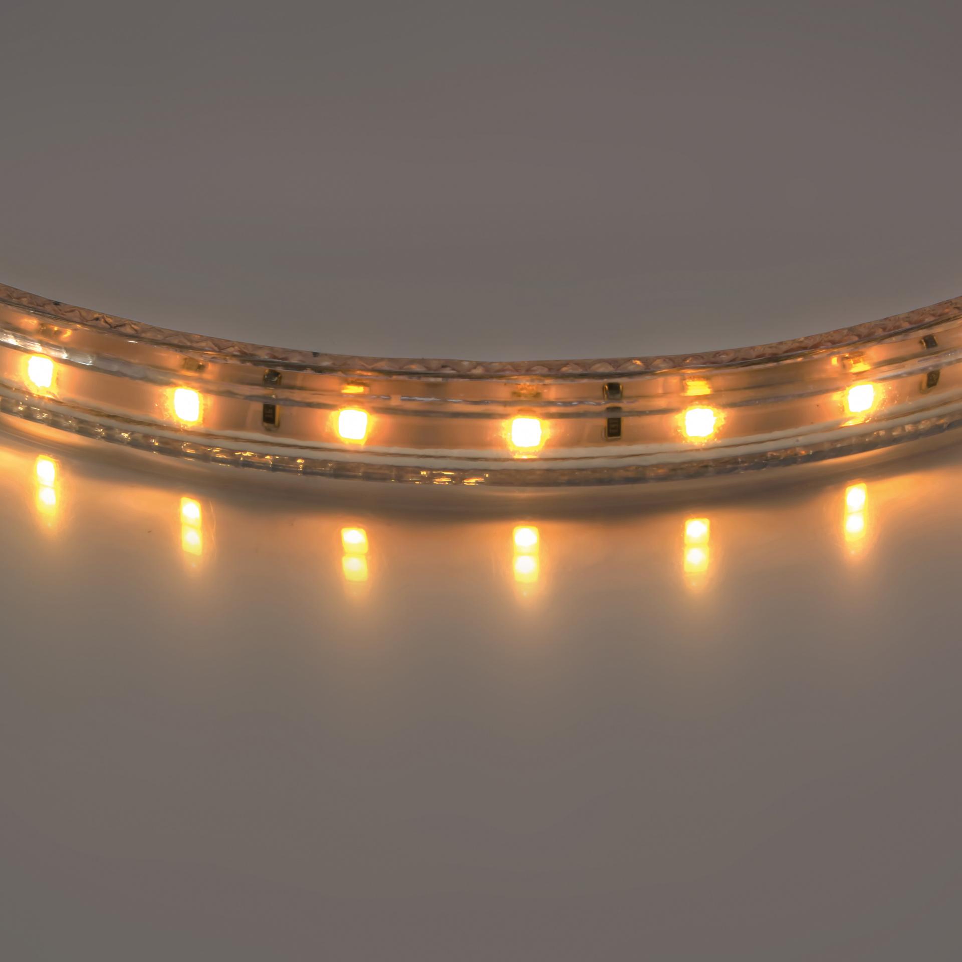 Лента 220V LED 2800-3200K теплый белый свет Lightstar 402002, купить в СПб, Москве, с доставкой, Санкт-Петербург, интернет-магазин люстр и светильников Starlight, фото в жизни
