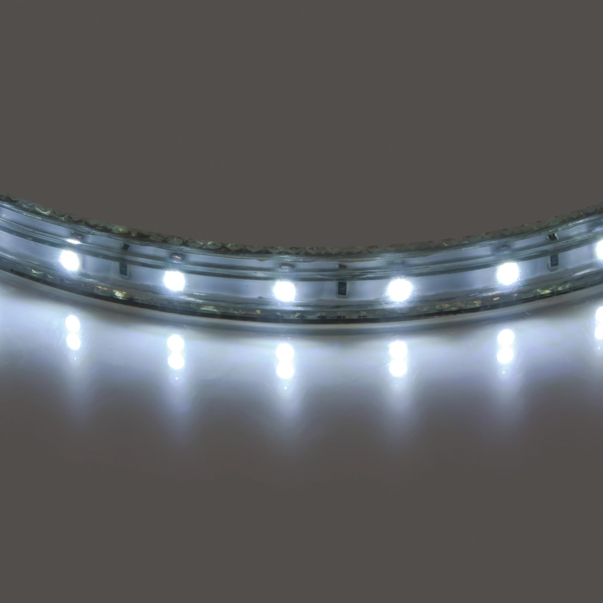 Лента 220V LED 4200-4500K нейтральный белый цвет Lightstar 402004, купить в СПб, Москве, с доставкой, Санкт-Петербург, интернет-магазин люстр и светильников Starlight, фото в жизни