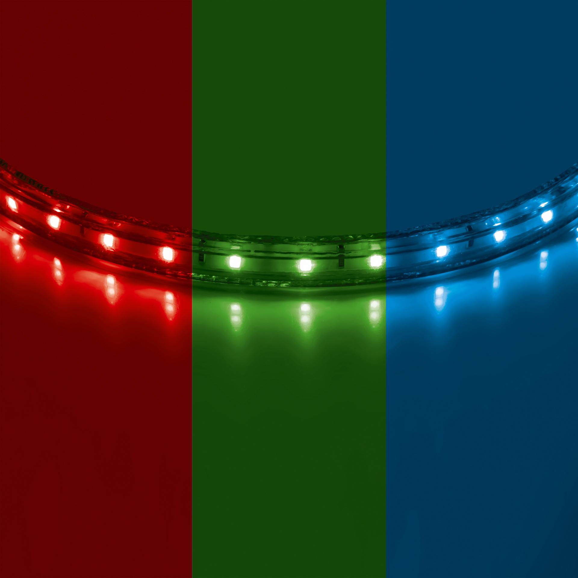 Лента 220V LED 8мм RGB 50m Lightstar 402050, купить в СПб, Москве, с доставкой, Санкт-Петербург, интернет-магазин люстр и светильников Starlight, фото в жизни
