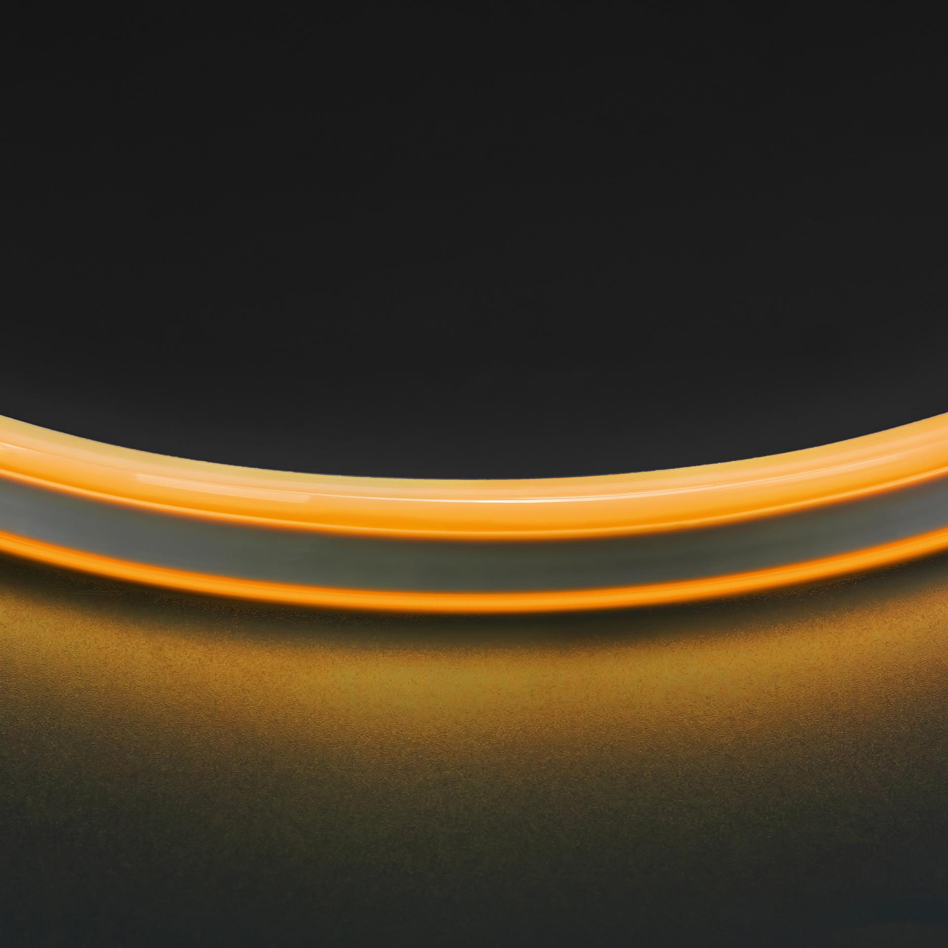 Лента гибкая неоновая NEOLED 220V 120 LED желтый цвет IP65 Lightstar 430106, купить в СПб, Москве, с доставкой, Санкт-Петербург, интернет-магазин люстр и светильников Starlight, фото в жизни