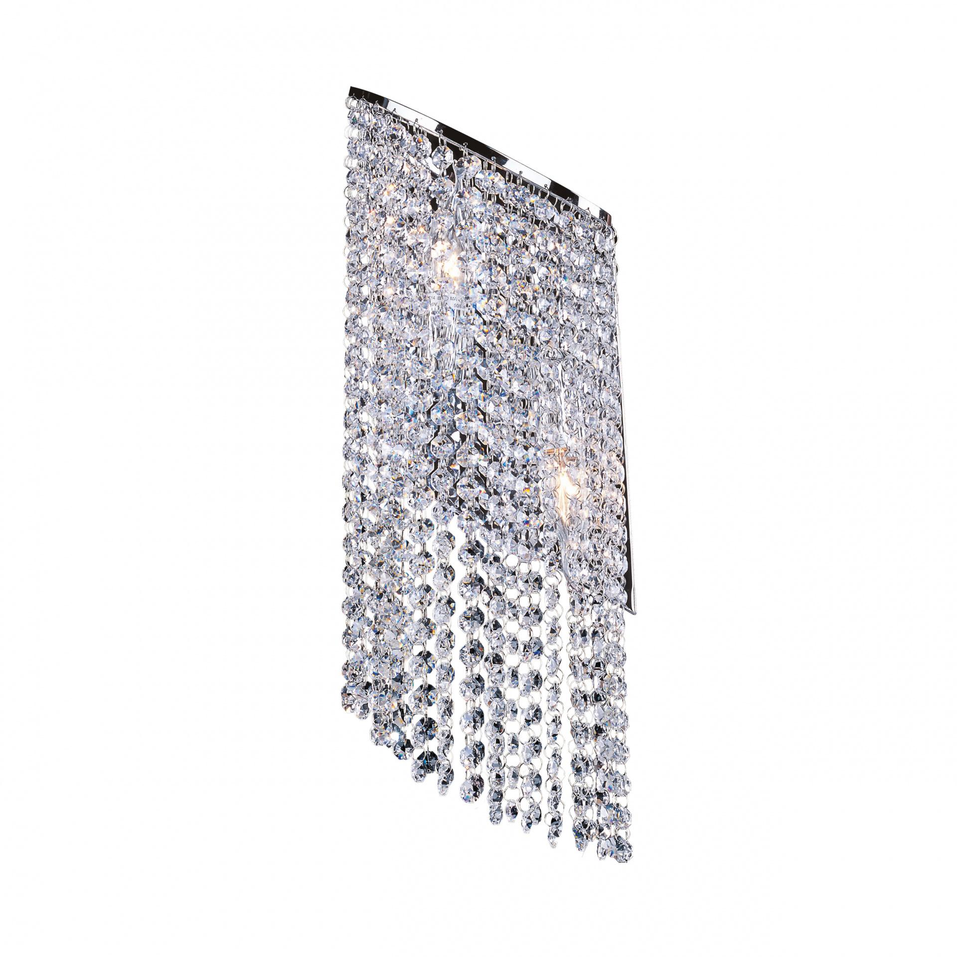 Бра Nuvola 2х40W E14 хром Osgona 709624, купить в СПб, Москве, с доставкой, Санкт-Петербург, интернет-магазин люстр и светильников Starlight, фото в жизни