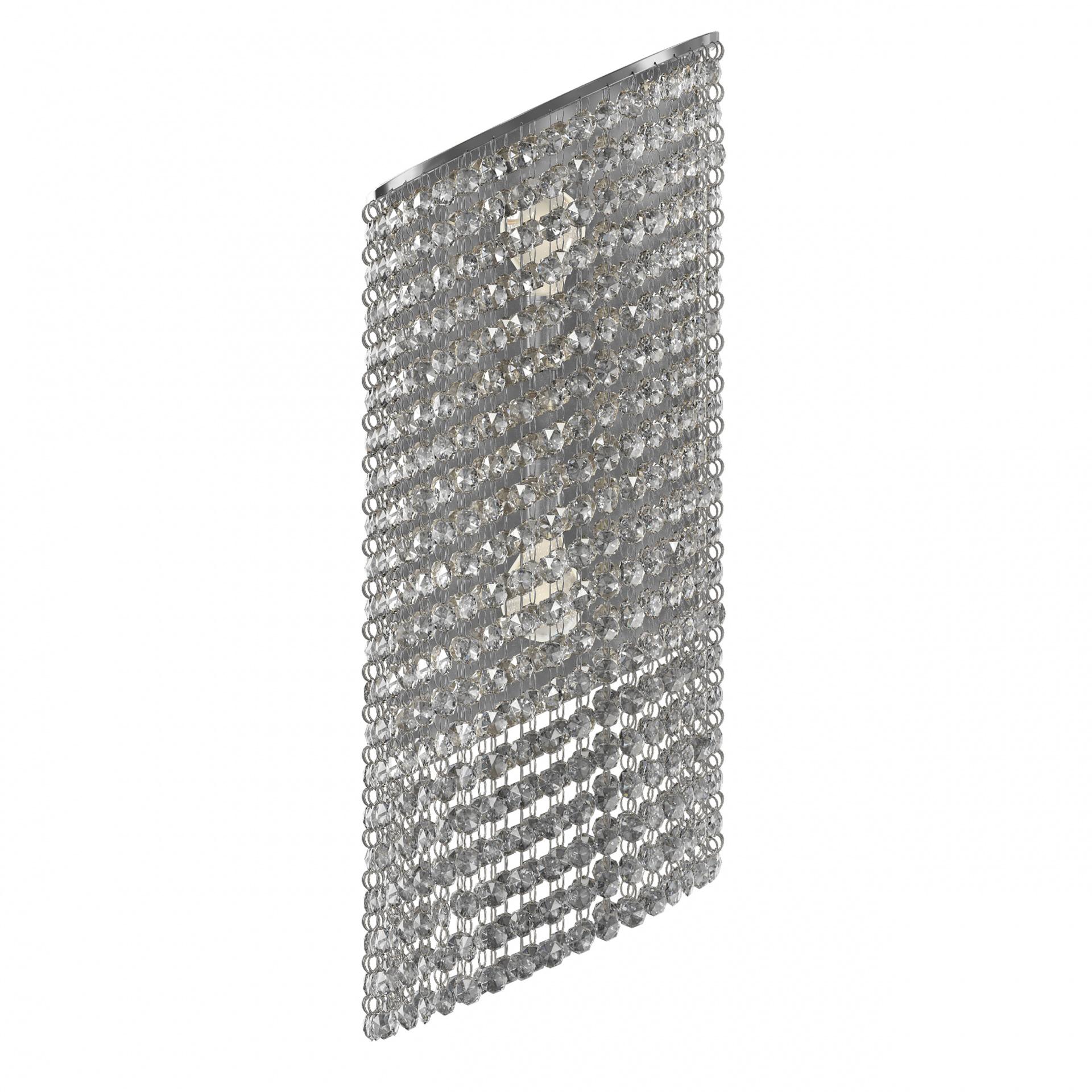 Бра Nuvola 2х40W E14 хром Osgona 709634, купить в СПб, Москве, с доставкой, Санкт-Петербург, интернет-магазин люстр и светильников Starlight, фото в жизни