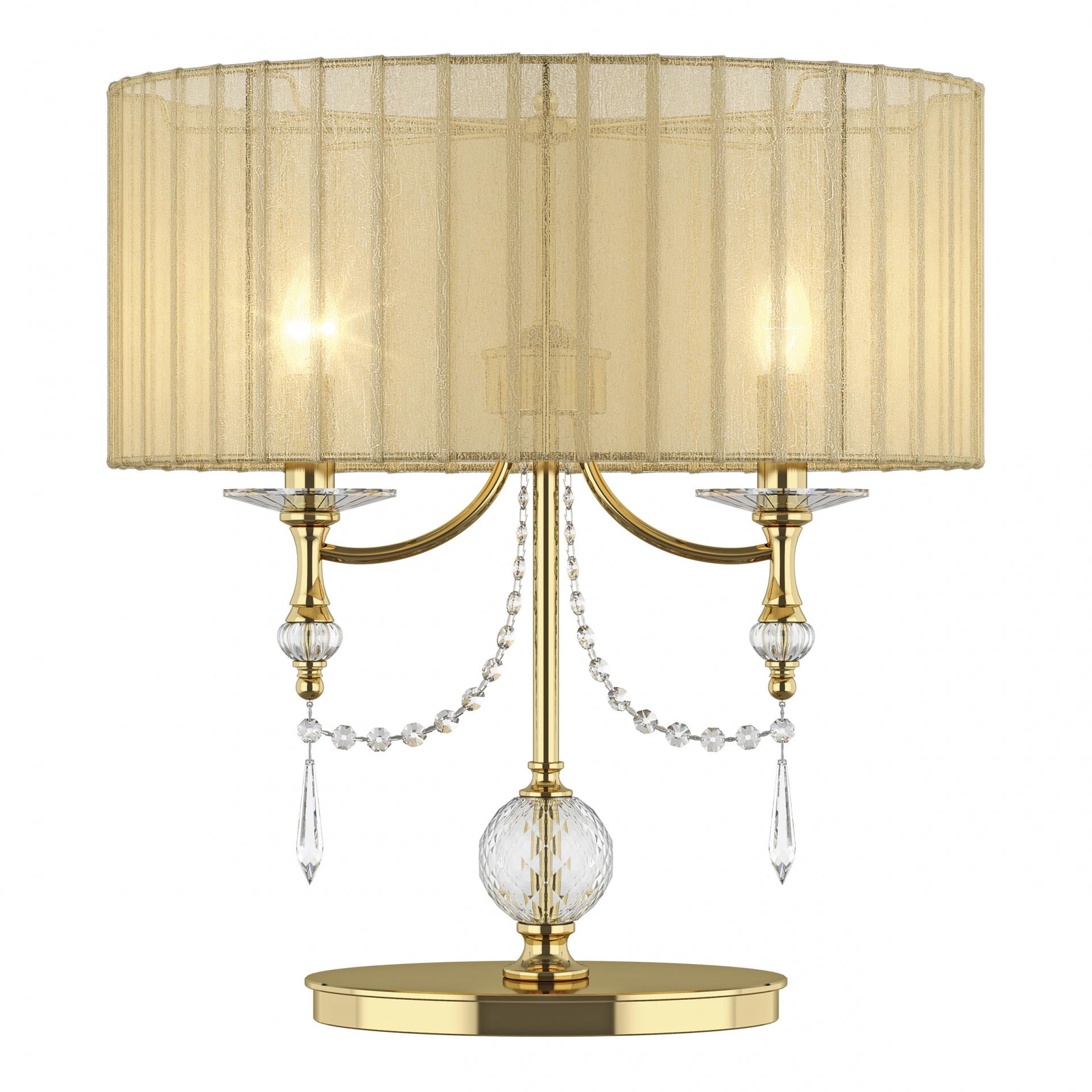 Настольная лампа ParAlume 2х40W E14 золото Lightstar 725923, купить в СПб, Москве, с доставкой, Санкт-Петербург, интернет-магазин люстр и светильников Starlight, фото в жизни