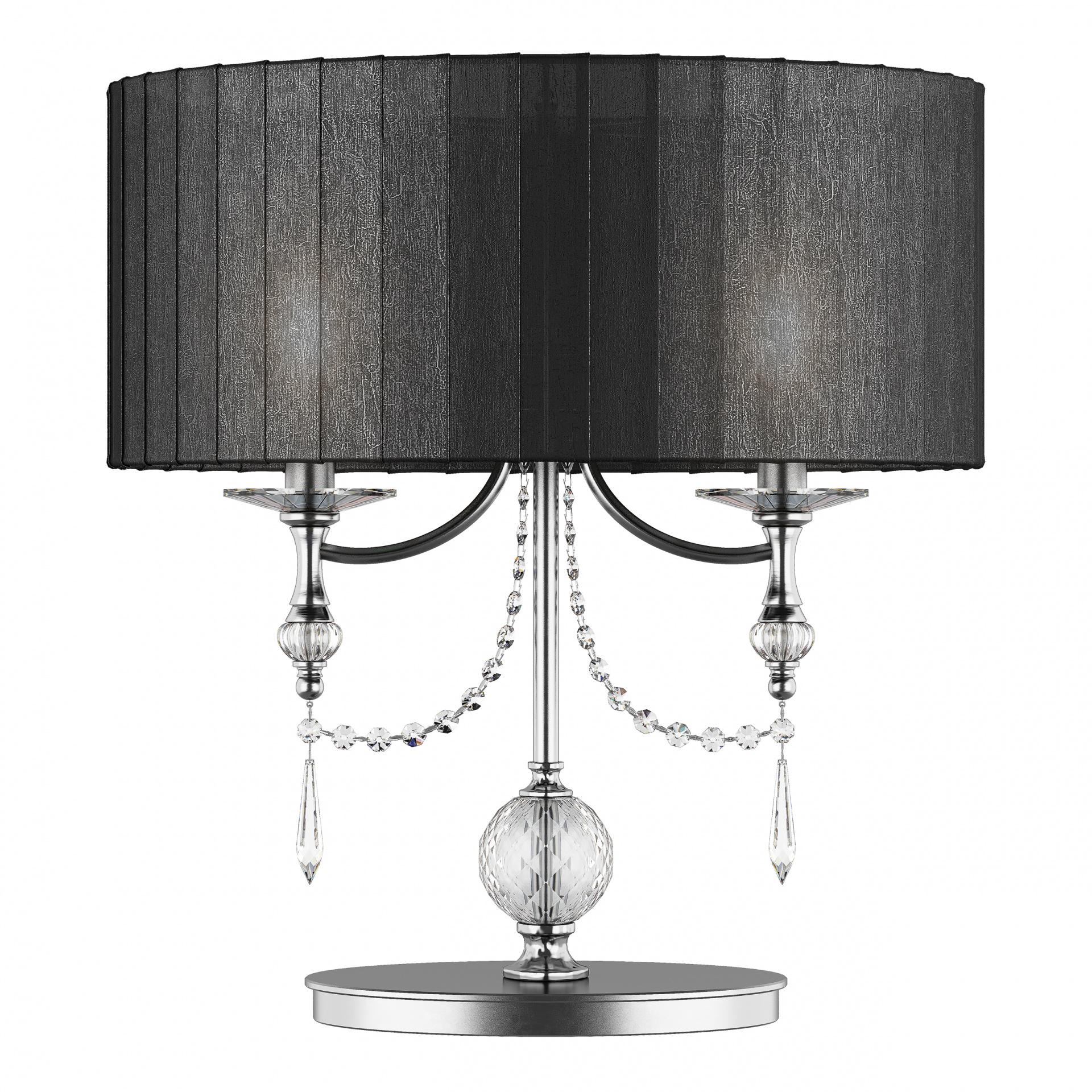 Настольная лампа ParAlume 2х40W E14 черный Lightstar 725927, купить в СПб, Москве, с доставкой, Санкт-Петербург, интернет-магазин люстр и светильников Starlight, фото в жизни