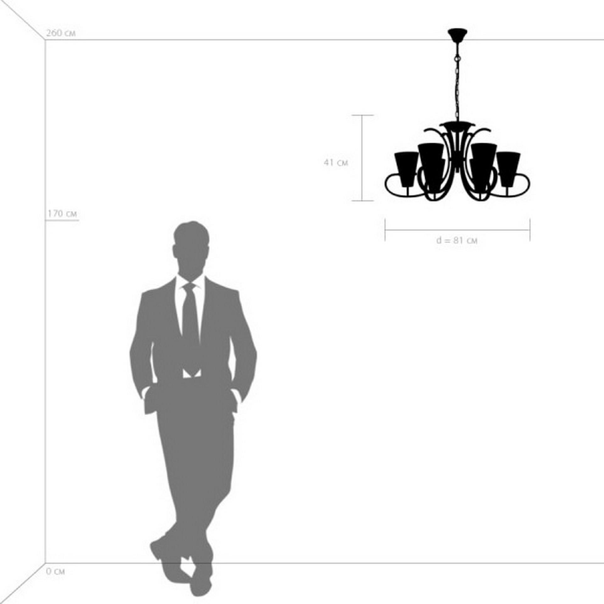 Подвесная люстра FIACOLLA LightStar 733067 цвет - черный/белый, купить в СПб, Москве, с доставкой, Санкт-Петербург, интернет-магазин люстр и светильников Starlight, фото в жизни