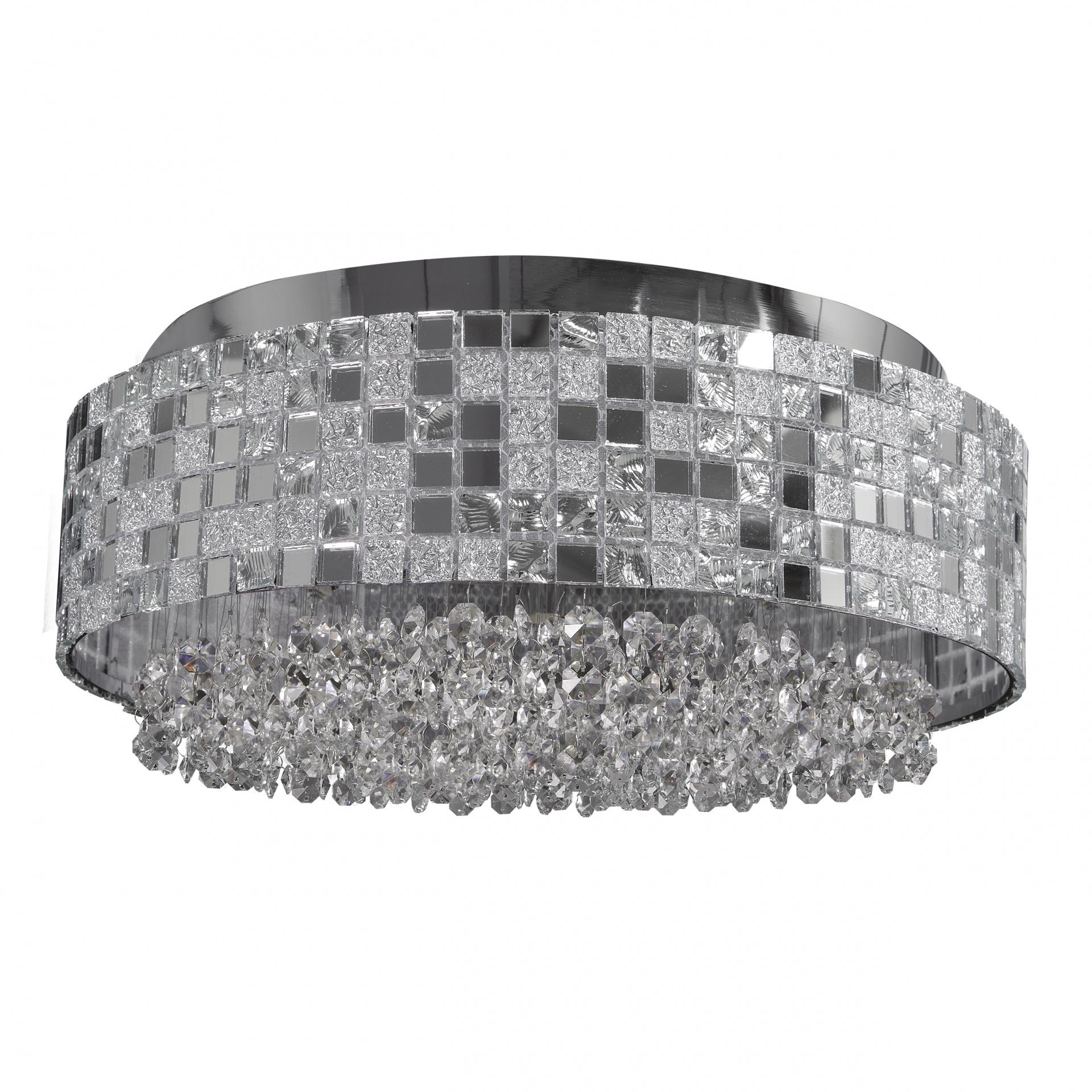 Люстра потолочная Bezazz 6х40W G9 хром Lightstar 743064, купить в СПб, Москве, с доставкой, Санкт-Петербург, интернет-магазин люстр и светильников Starlight, фото в жизни