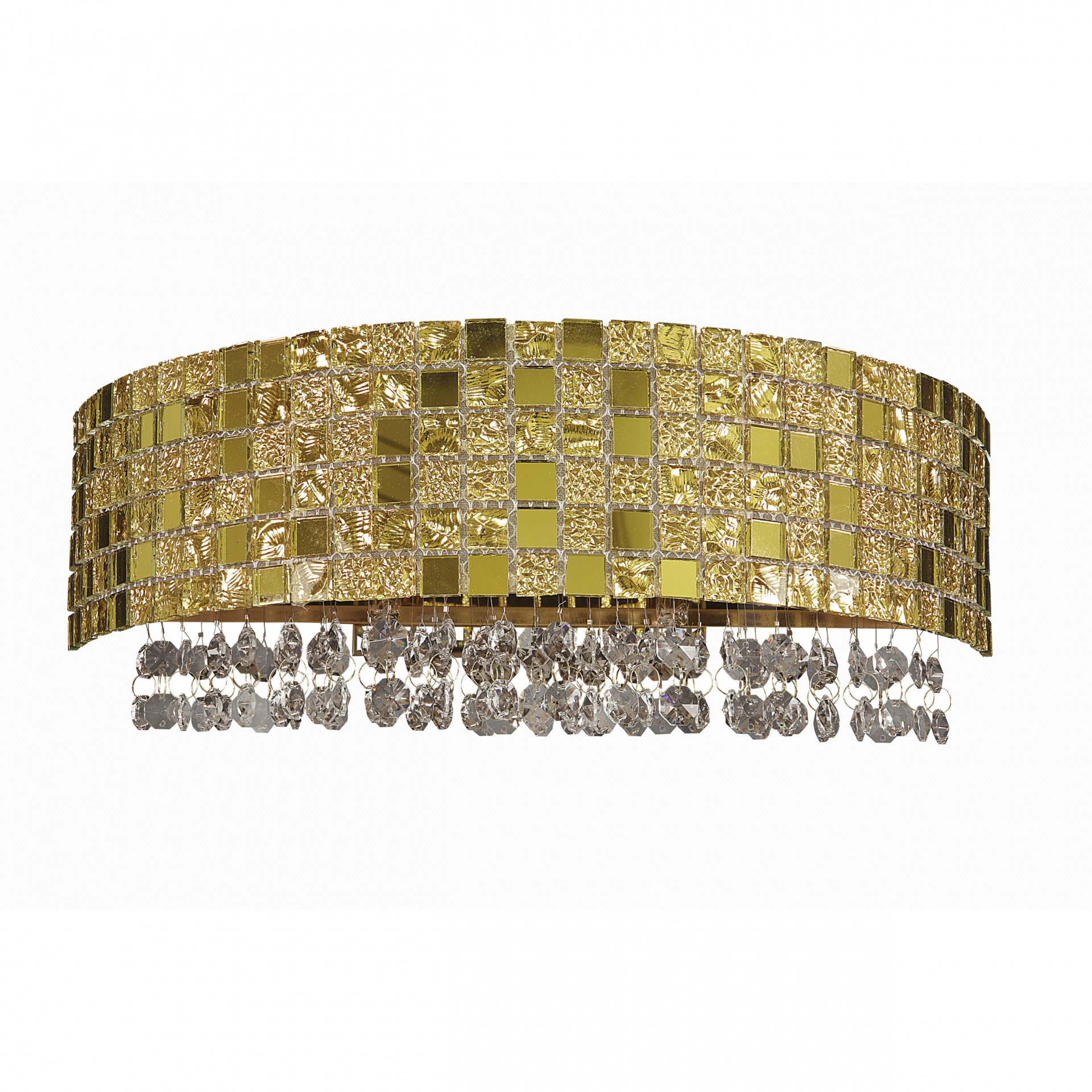 Бра Bezazz 2х40W G9 золото Lightstar 743622, купить в СПб, Москве, с доставкой, Санкт-Петербург, интернет-магазин люстр и светильников Starlight, фото в жизни