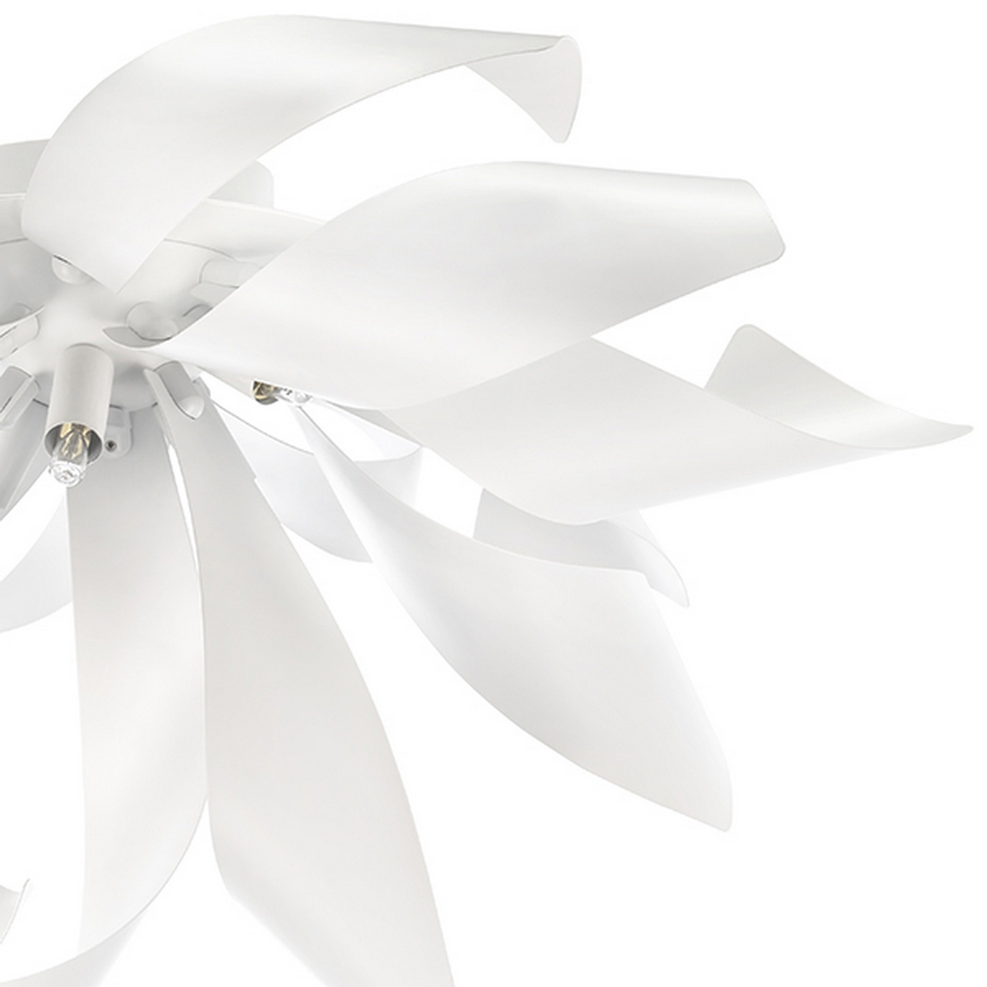 Люстра потолочная Turbio 6Х40W G9 матовая белая Lightstar 754166, купить в СПб, Москве, с доставкой, Санкт-Петербург, интернет-магазин люстр и светильников Starlight, фото в жизни