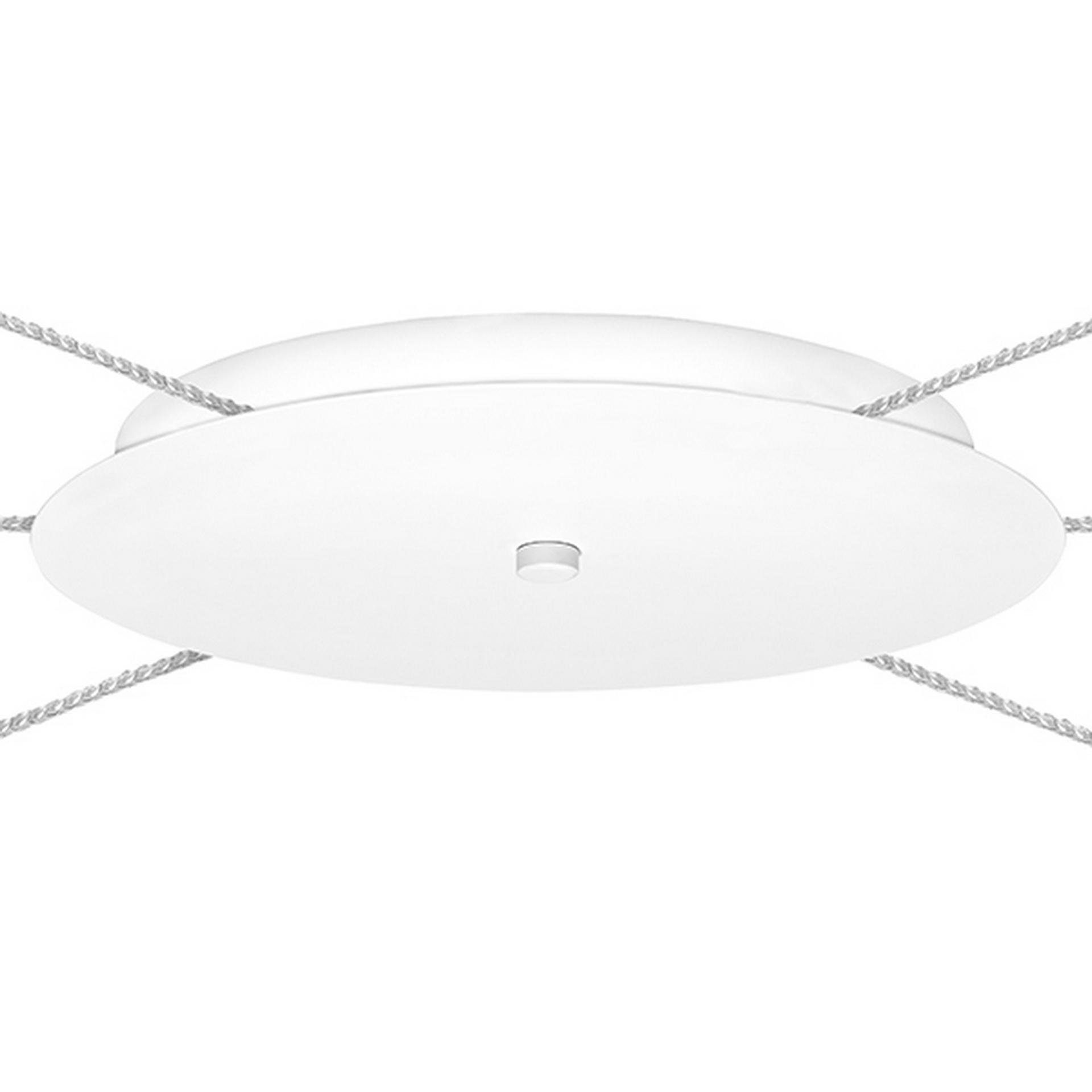 Подвесная люстра CONE LightStar 757066 цвет - белый матовый, купить в СПб, Москве, с доставкой, Санкт-Петербург, интернет-магазин люстр и светильников Starlight, фото в жизни