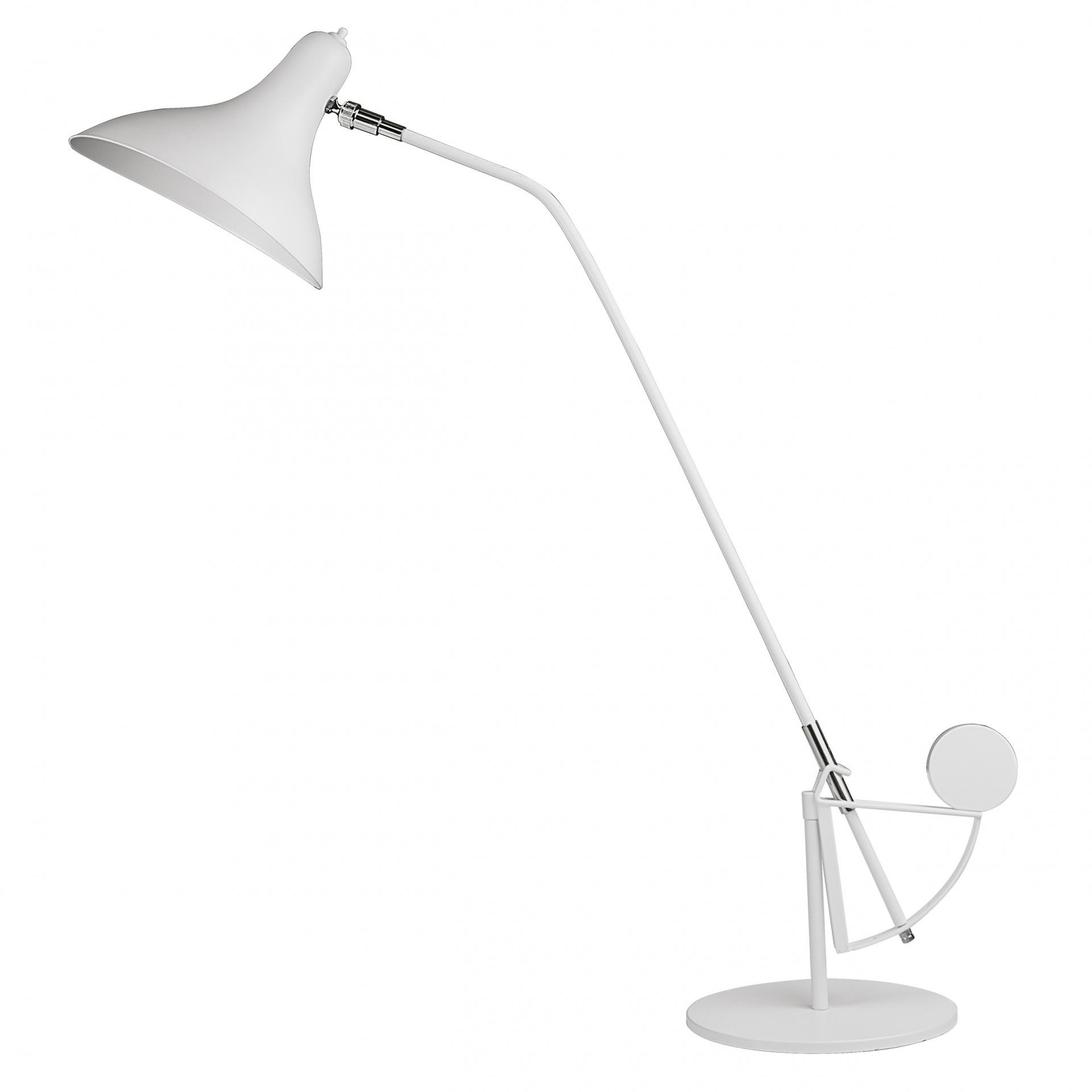 Настольная лампа Manti 1х40W E14 white Lightstar 764906, купить в СПб, Москве, с доставкой, Санкт-Петербург, интернет-магазин люстр и светильников Starlight, фото в жизни