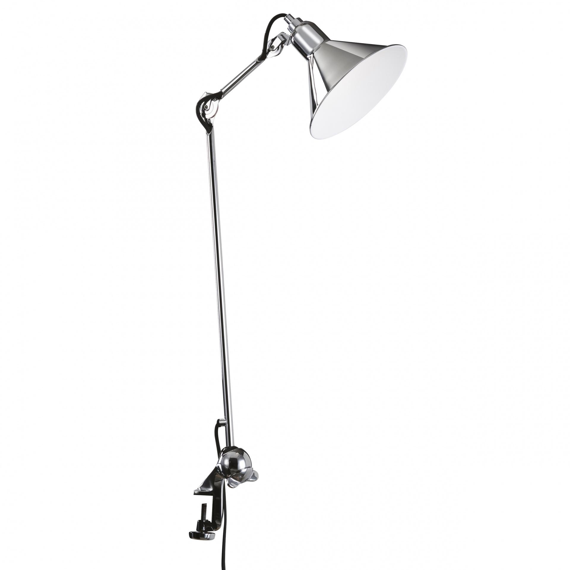 Настольная лампа Loft 1х40W E14 хром Lightstar 765924, купить в СПб, Москве, с доставкой, Санкт-Петербург, интернет-магазин люстр и светильников Starlight, фото в жизни