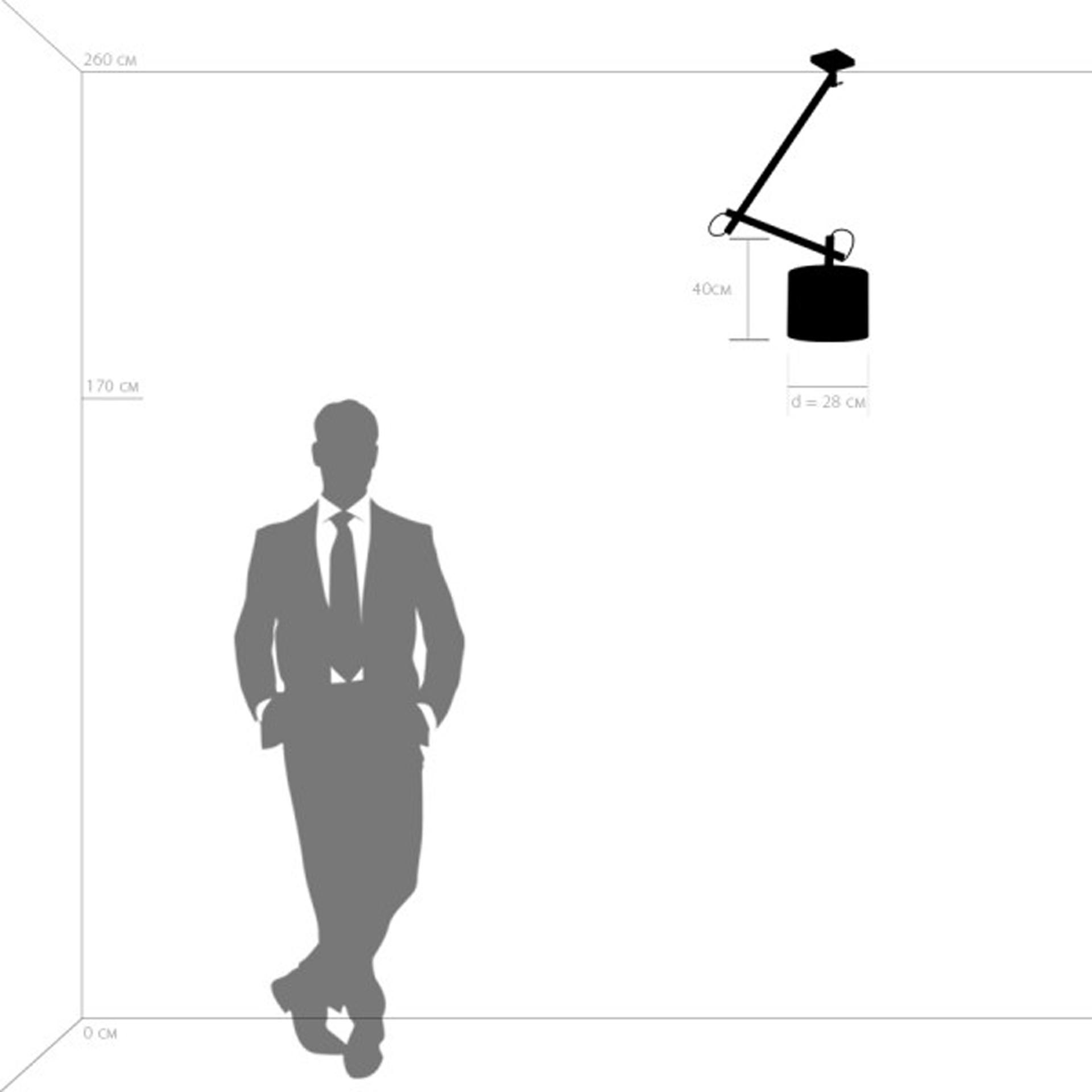 Люстра потолочная MECCANO 1х60W E27 хром / белый ткань Lightstar 766019, купить в СПб, Москве, с доставкой, Санкт-Петербург, интернет-магазин люстр и светильников Starlight, фото в жизни