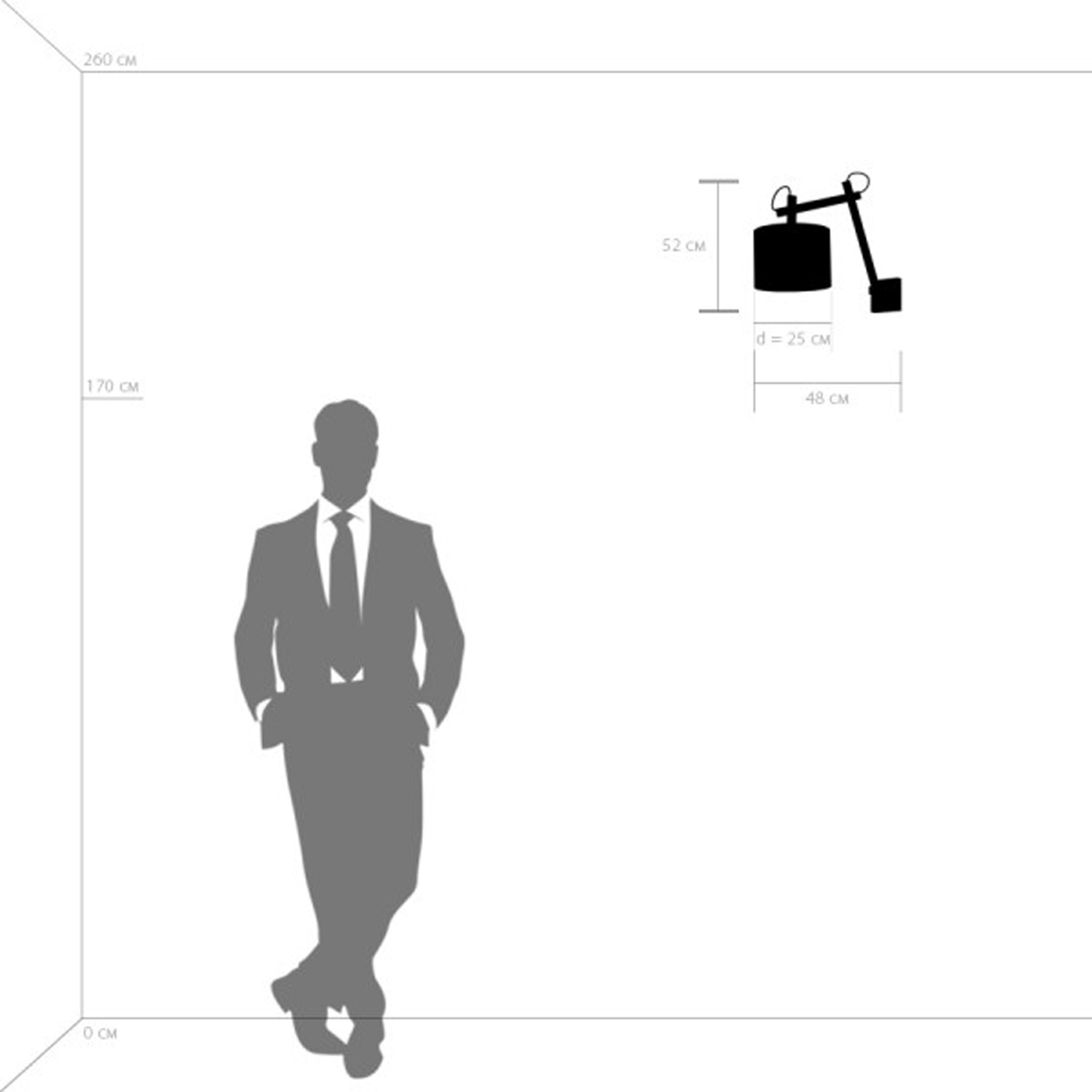 Бра MECCANO 1х60W E27 хром / белый ткань Lightstar 766619, купить в СПб, Москве, с доставкой, Санкт-Петербург, интернет-магазин люстр и светильников Starlight, фото в жизни