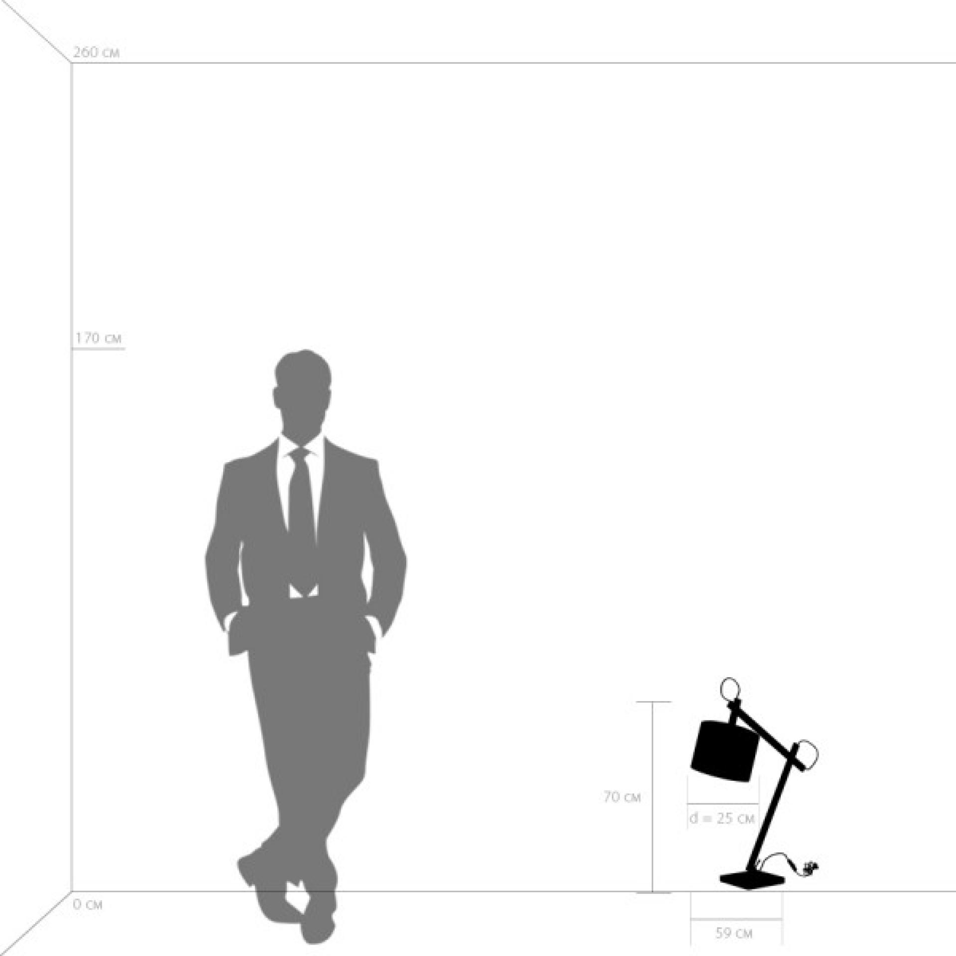 Лампа настольная MECCANO 1х60W E27 хром / белый ткань Lightstar 766919, купить в СПб, Москве, с доставкой, Санкт-Петербург, интернет-магазин люстр и светильников Starlight, фото в жизни