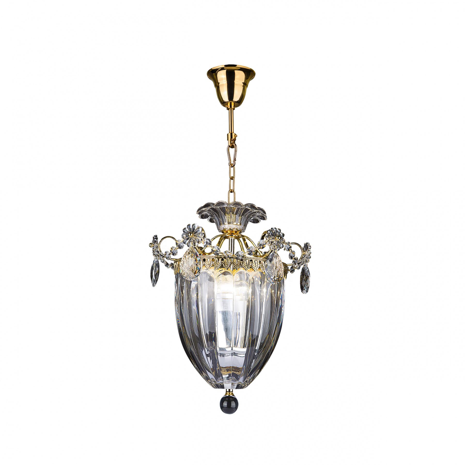 Люстра подвесная Schon 3x60W E14 gold Osgona 790032, купить в СПб, Москве, с доставкой, Санкт-Петербург, интернет-магазин люстр и светильников Starlight, фото в жизни