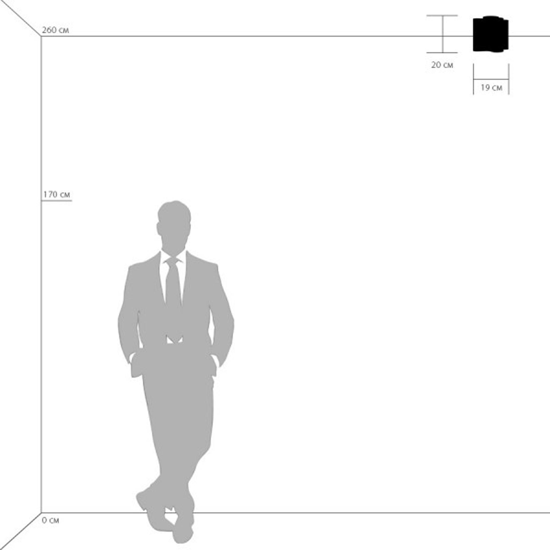 Люстра потолочная Nubi 1х40W E27 хром / белый Lightstar 802010, купить в СПб, Москве, с доставкой, Санкт-Петербург, интернет-магазин люстр и светильников Starlight, фото в жизни