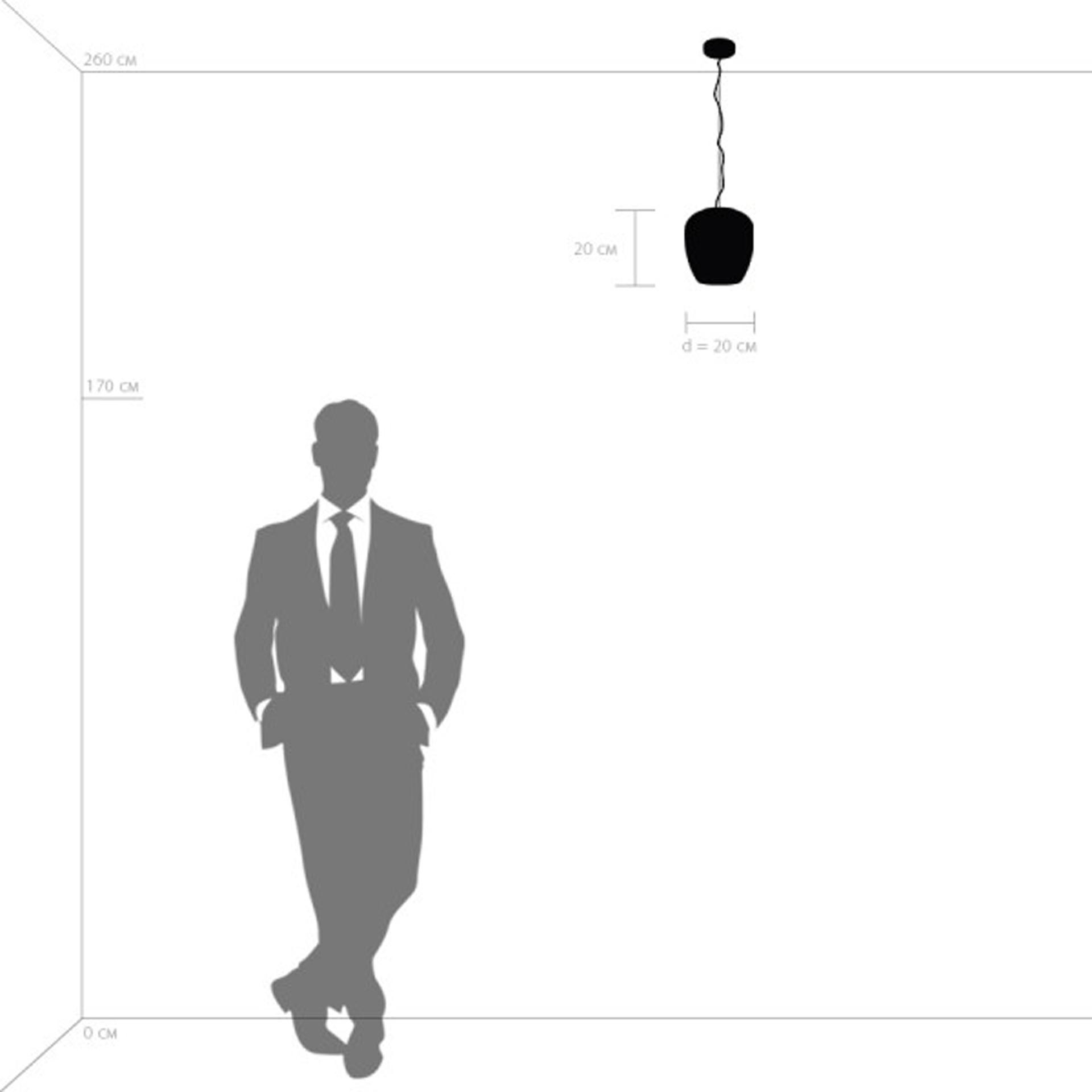 Люстра подвесная Arnia 1Х40W E27 Белый Lightstar 805011, купить в СПб, Москве, с доставкой, Санкт-Петербург, интернет-магазин люстр и светильников Starlight, фото в жизни
