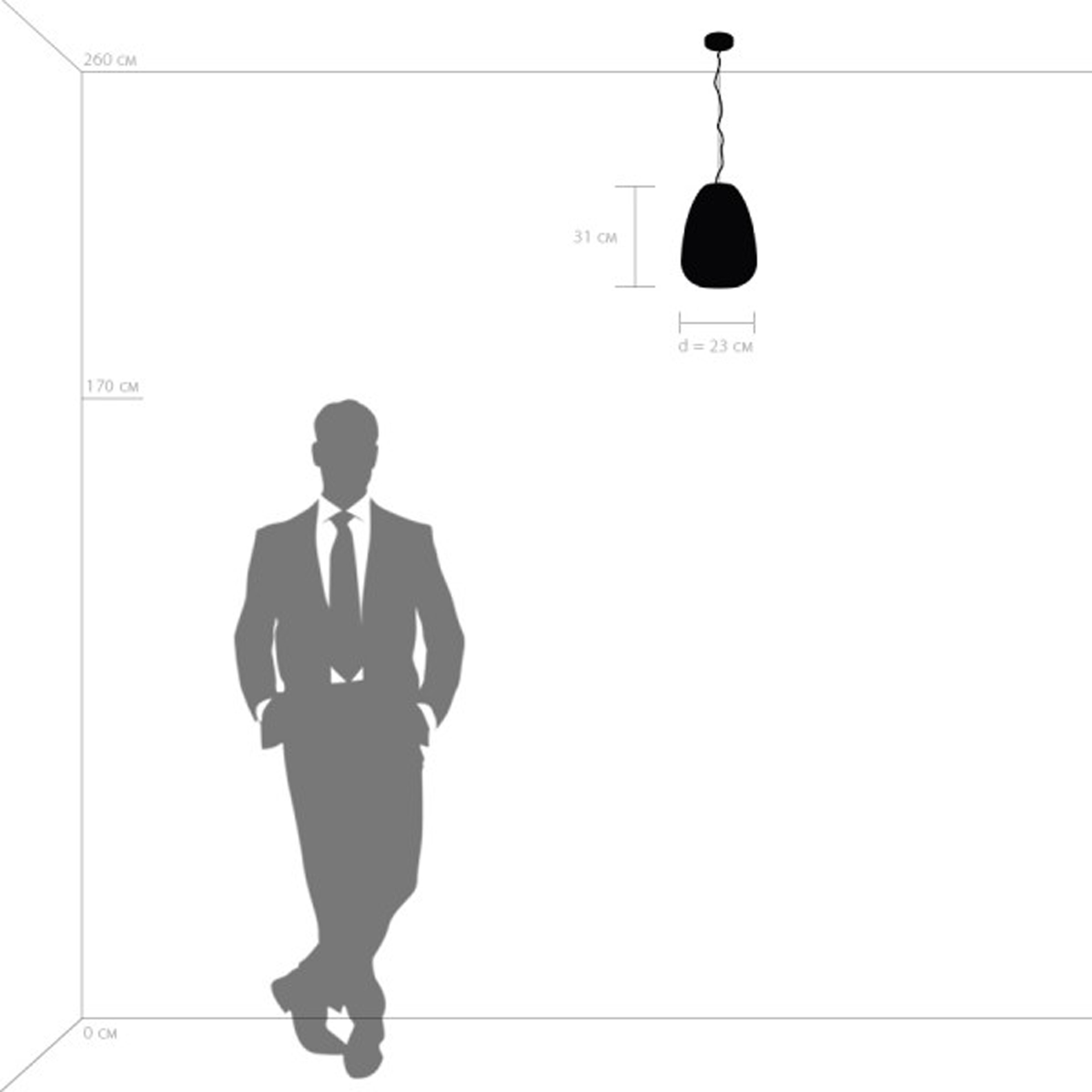 Люстра подвесная Arnia 1Х40W E27 Белый Lightstar 805012, купить в СПб, Москве, с доставкой, Санкт-Петербург, интернет-магазин люстр и светильников Starlight, фото в жизни