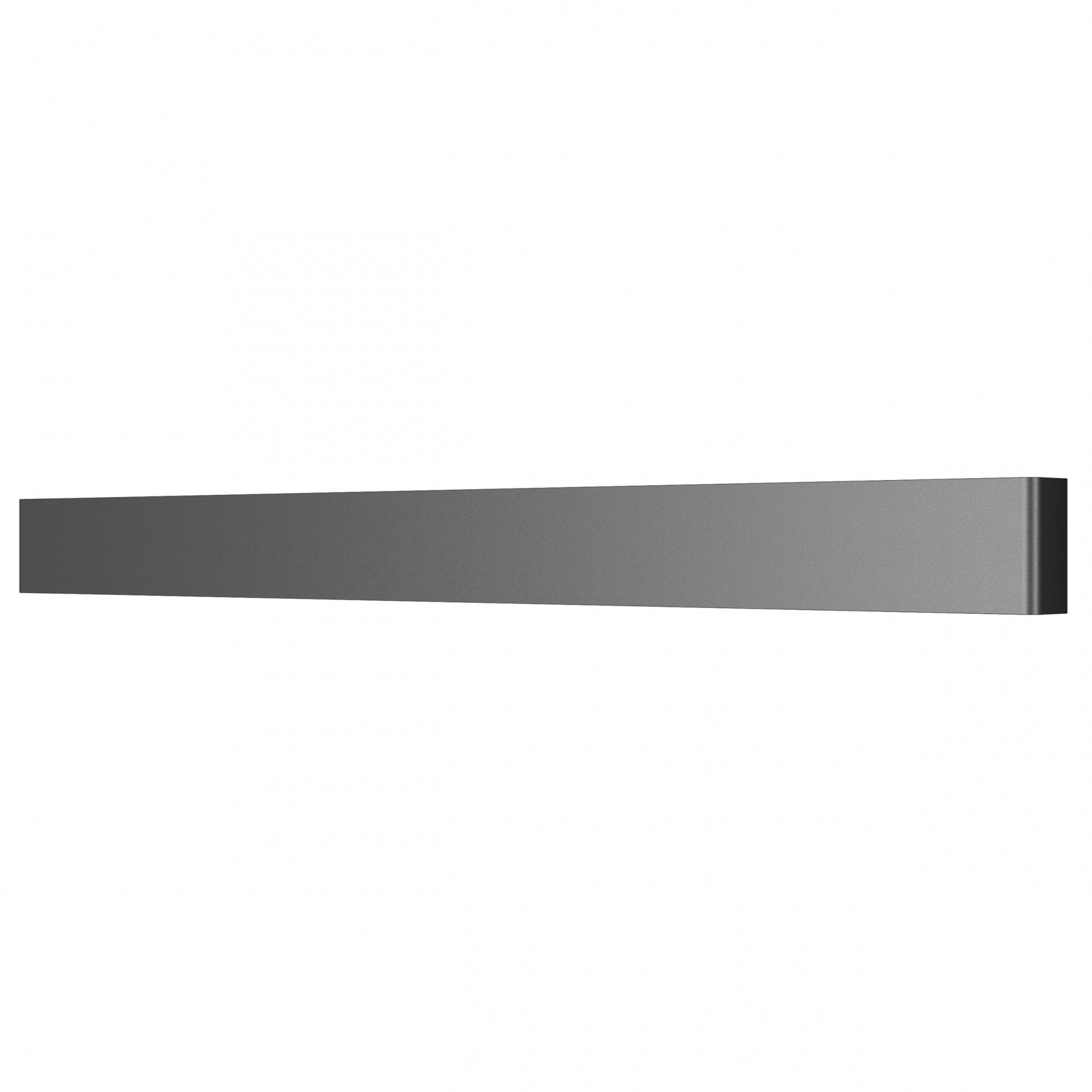 Бра Fiume 30W 2850LM матовый черный 4000K Lightstar 810637, купить в СПб, Москве, с доставкой, Санкт-Петербург, интернет-магазин люстр и светильников Starlight, фото в жизни