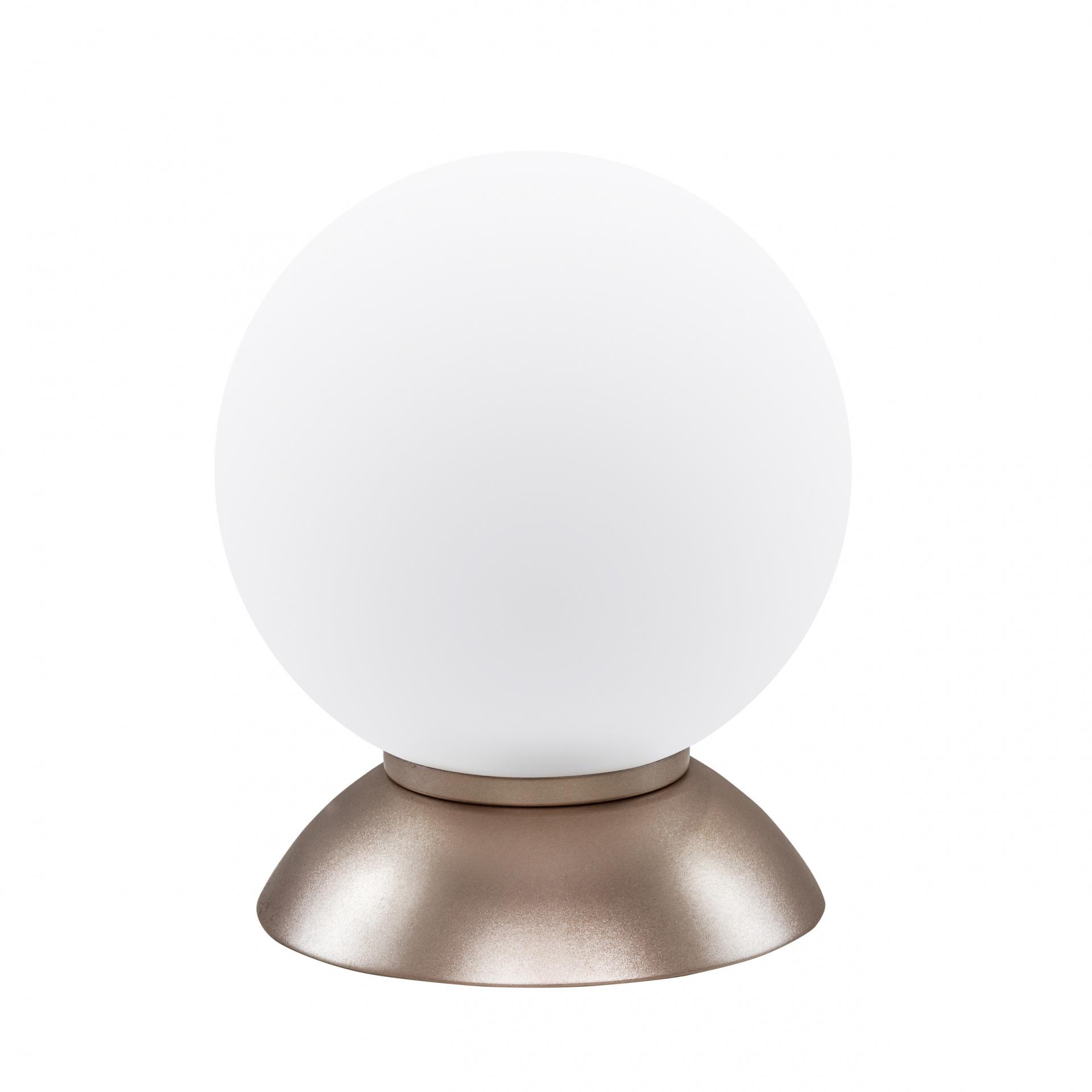 Настольная лампа Globo 1х40W E14 Champaine/white Lightstar 813913, купить в СПб, Москве, с доставкой, Санкт-Петербург, интернет-магазин люстр и светильников Starlight, фото в жизни