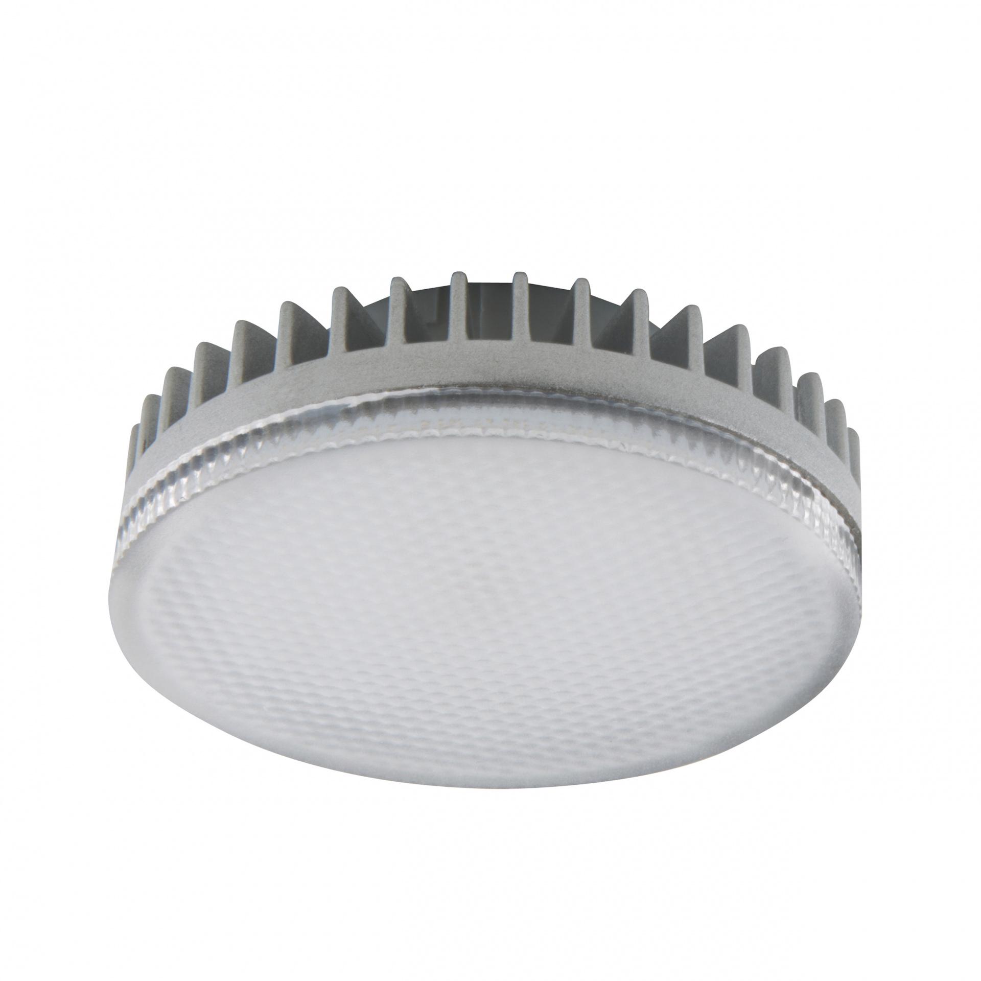 Лампа LED 220V TABL GX53 6W=60W 520LM 180G FR 2800K 20000H Lightstar 929062, купить в СПб, Москве, с доставкой, Санкт-Петербург, интернет-магазин люстр и светильников Starlight, фото в жизни