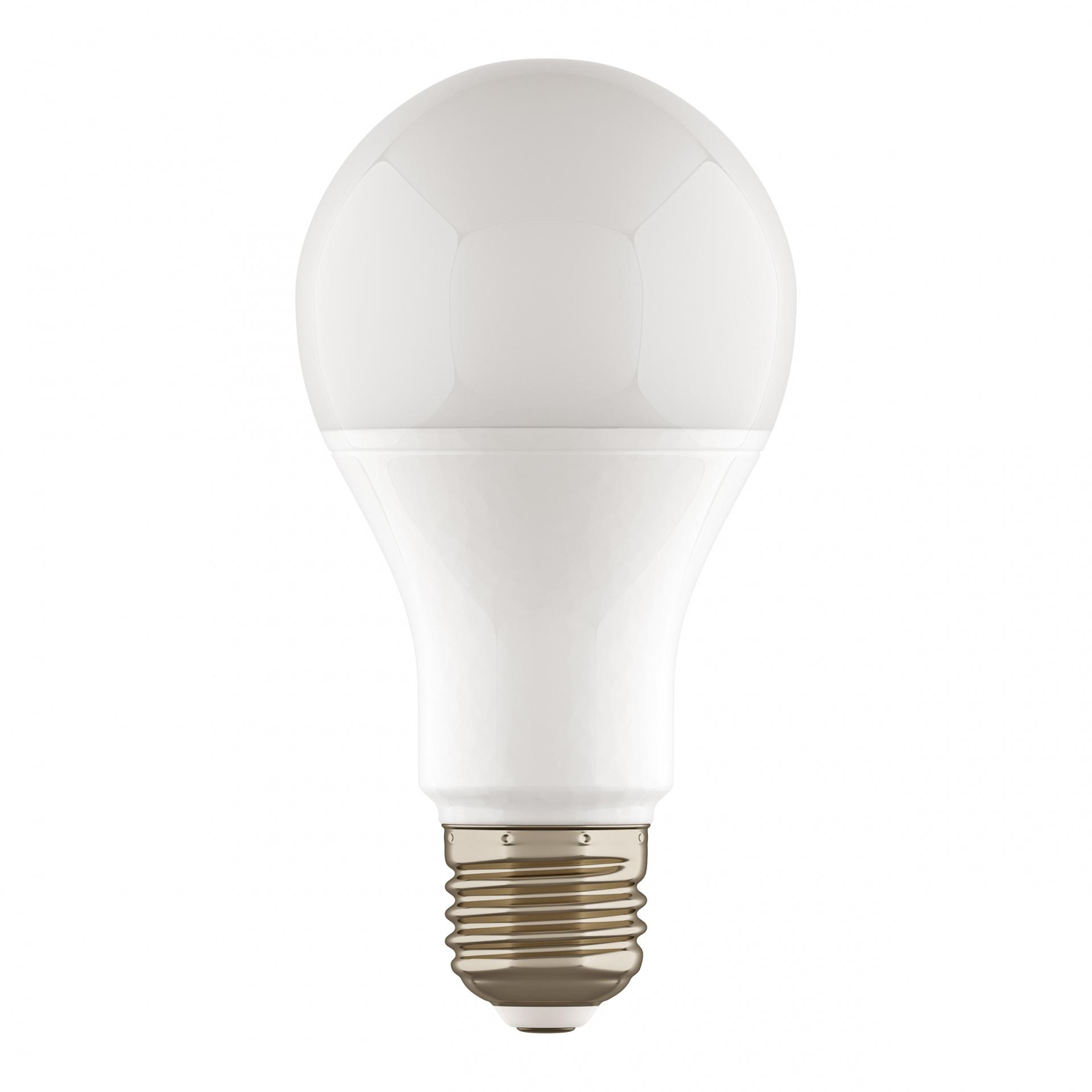 Лампа LED 220V A65 E27 12W=120W 950LM 180G FR 4000K 20000H Lightstar 930124, купить в СПб, Москве, с доставкой, Санкт-Петербург, интернет-магазин люстр и светильников Starlight, фото в жизни
