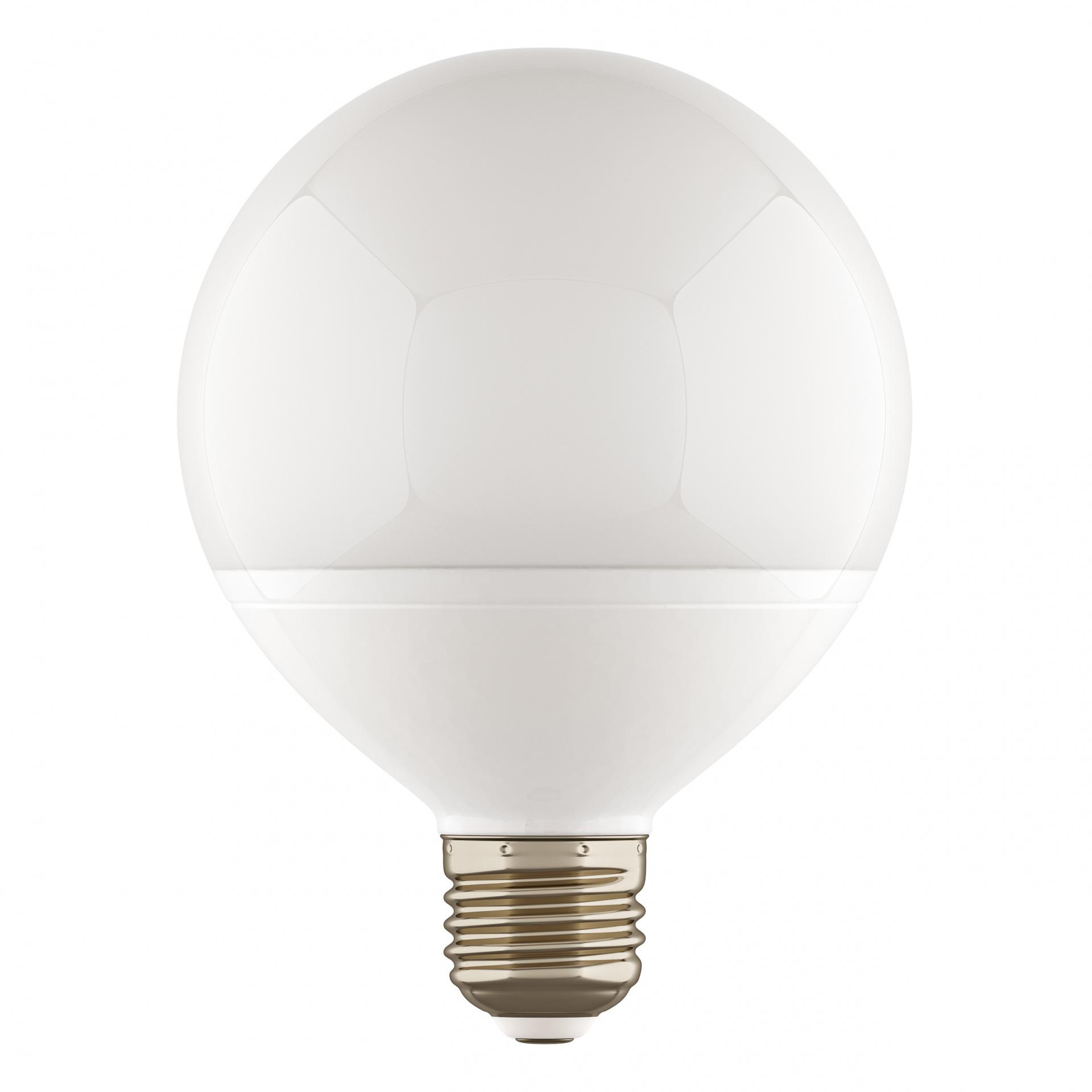 Лампа LED 220V G95 E27 13W=130W 1100LM 180G FR 3000K 20000H Lightstar 930312, купить в СПб, Москве, с доставкой, Санкт-Петербург, интернет-магазин люстр и светильников Starlight, фото в жизни
