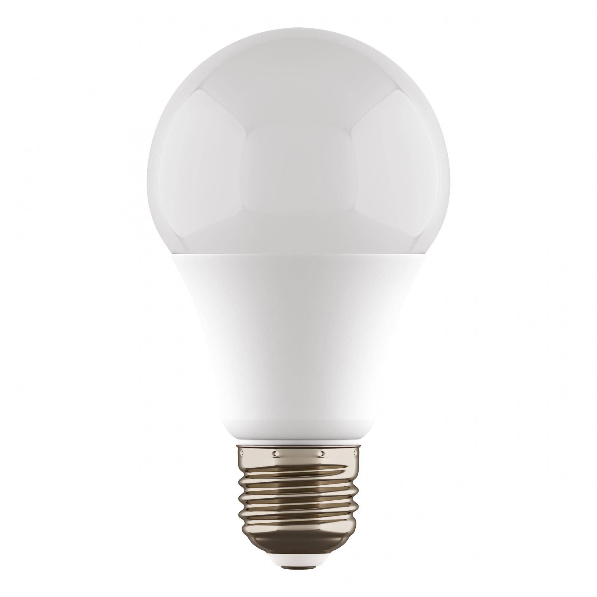 Лампа LED 220V A19 E27 6W=60W 500LM 360G 4000K DIMM Lightstar 940014, купить в СПб, Москве, с доставкой, Санкт-Петербург, интернет-магазин люстр и светильников Starlight, фото в жизни