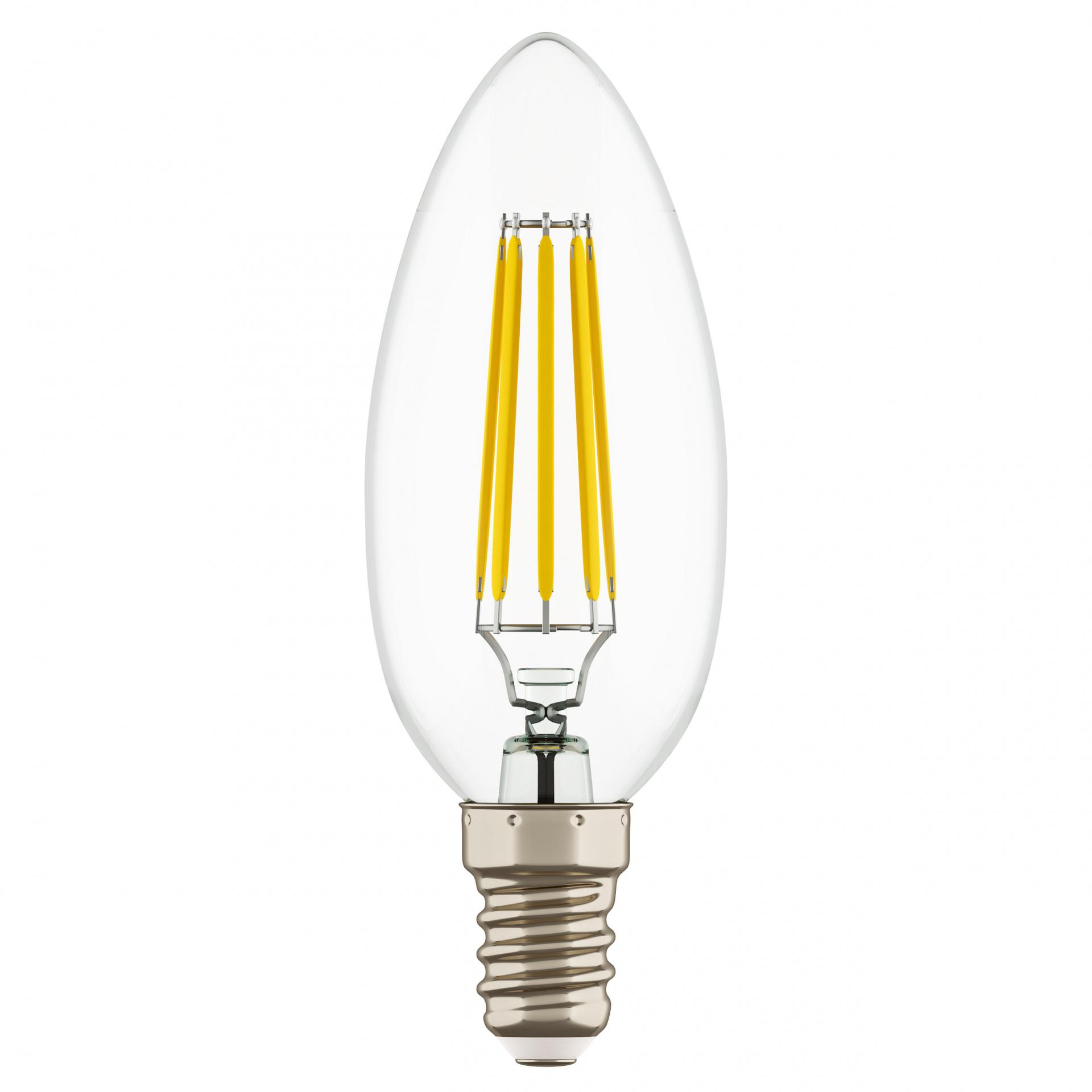 Лампа LED 220V C35 E14 4W=40W 350LM 360G CL 4000K 20000H Lightstar 940564, купить в СПб, Москве, с доставкой, Санкт-Петербург, интернет-магазин люстр и светильников Starlight, фото в жизни