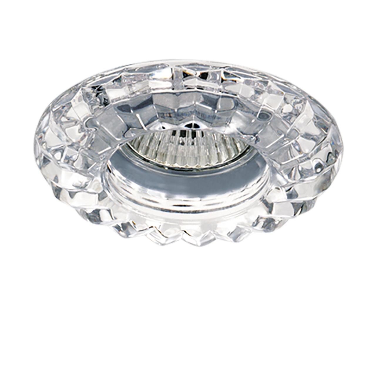 Светильник Solo RAY CR MR16 / HP16 хром / прозрачный Lightstar 002120