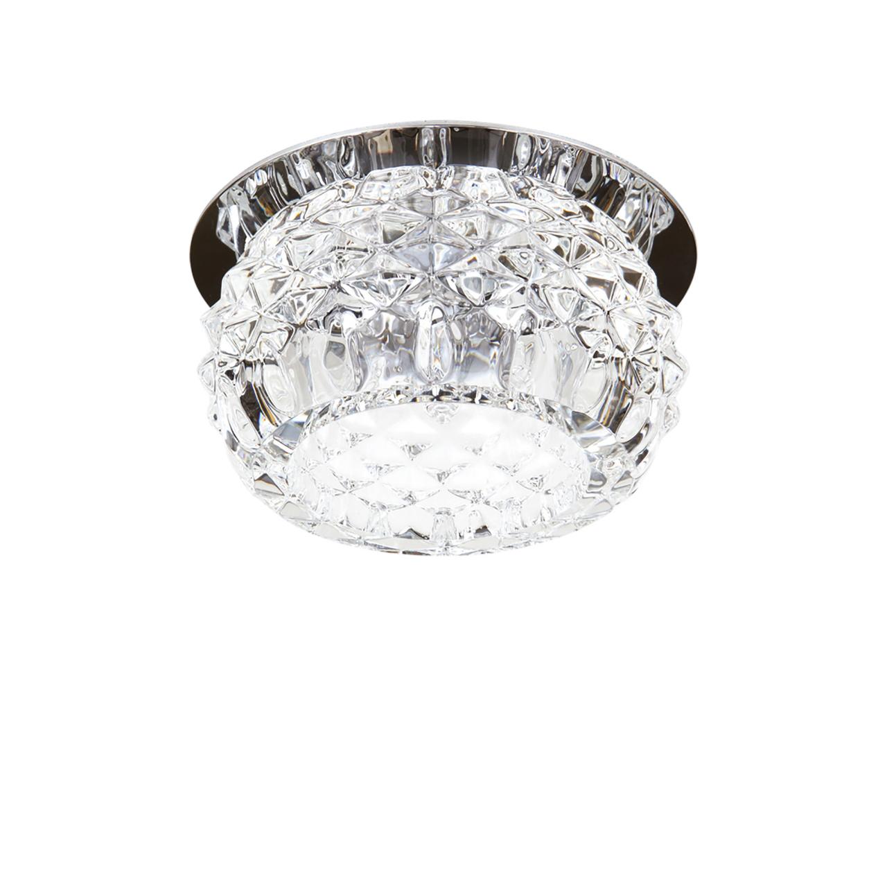 Светильник Cesare Sphe CR хром / прозрачный Lightstar 004254