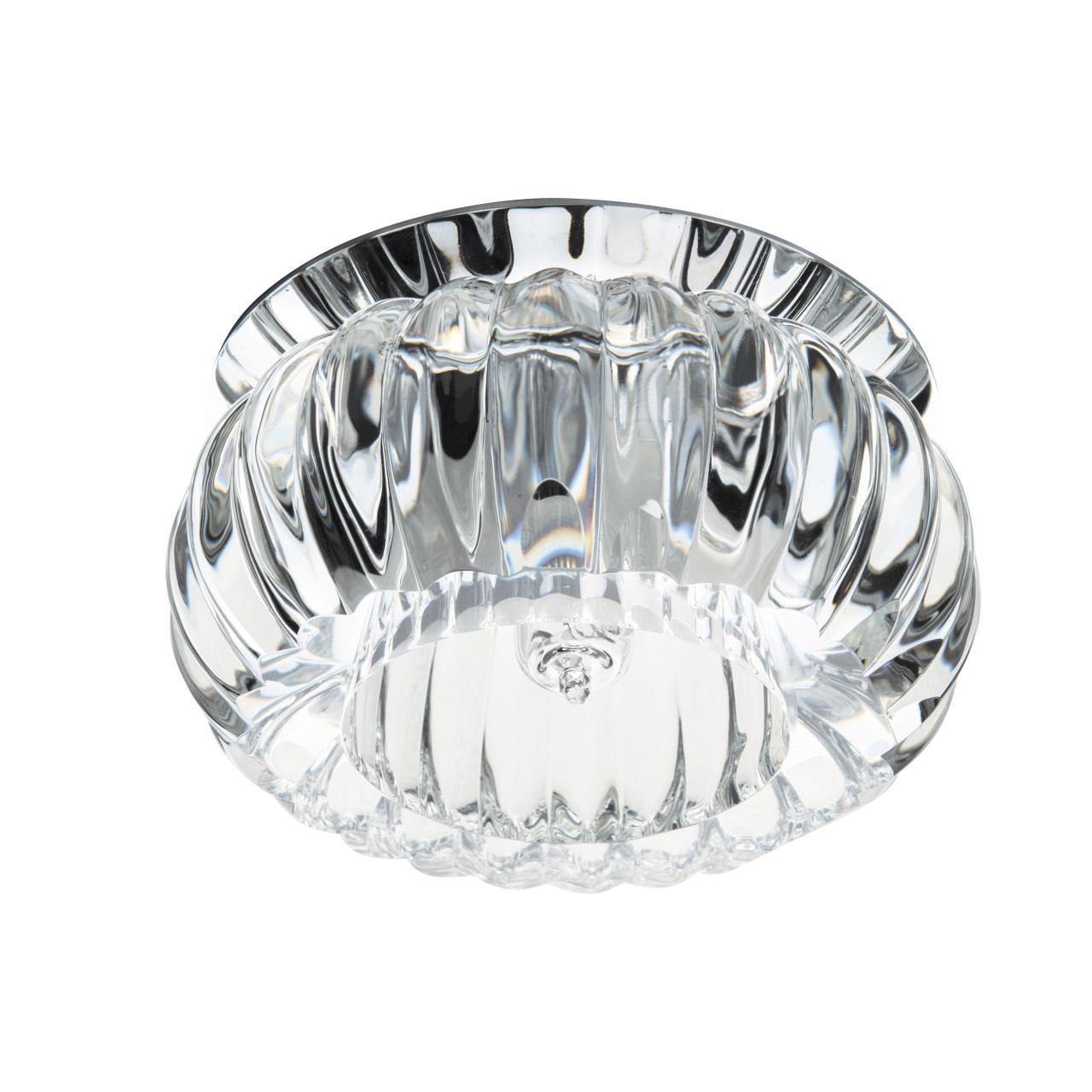 Светильник Trito хром / прозрачный Lightstar 004344