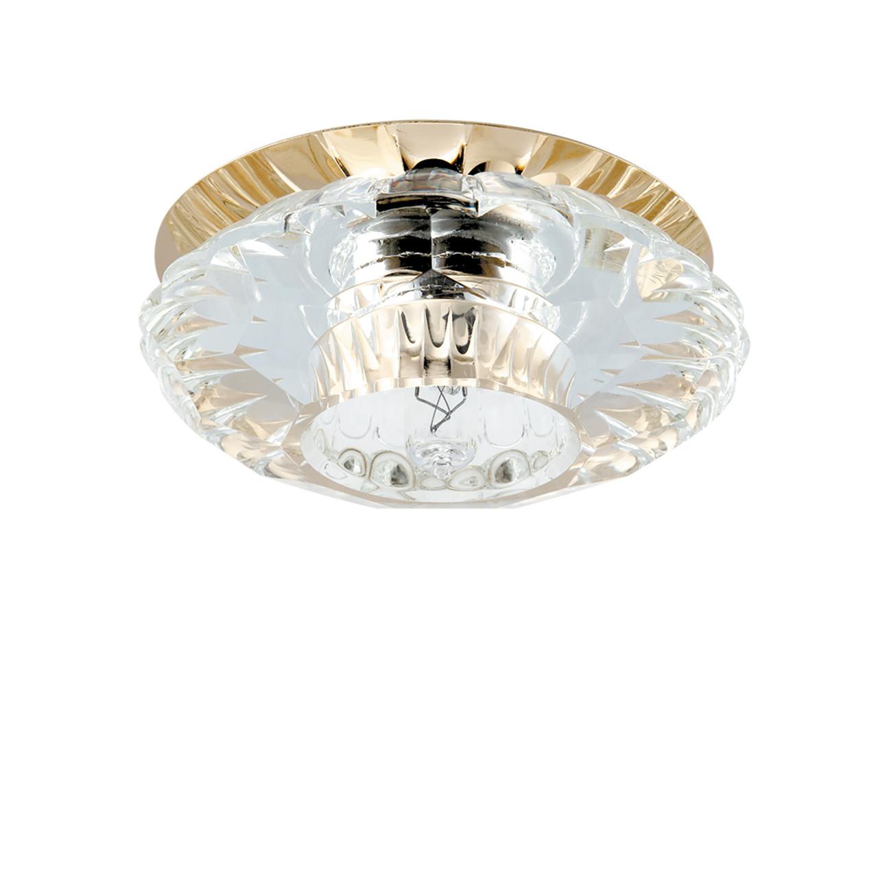 Светильник Bomo CR G9 золото / прозрачный Lightstar 004512