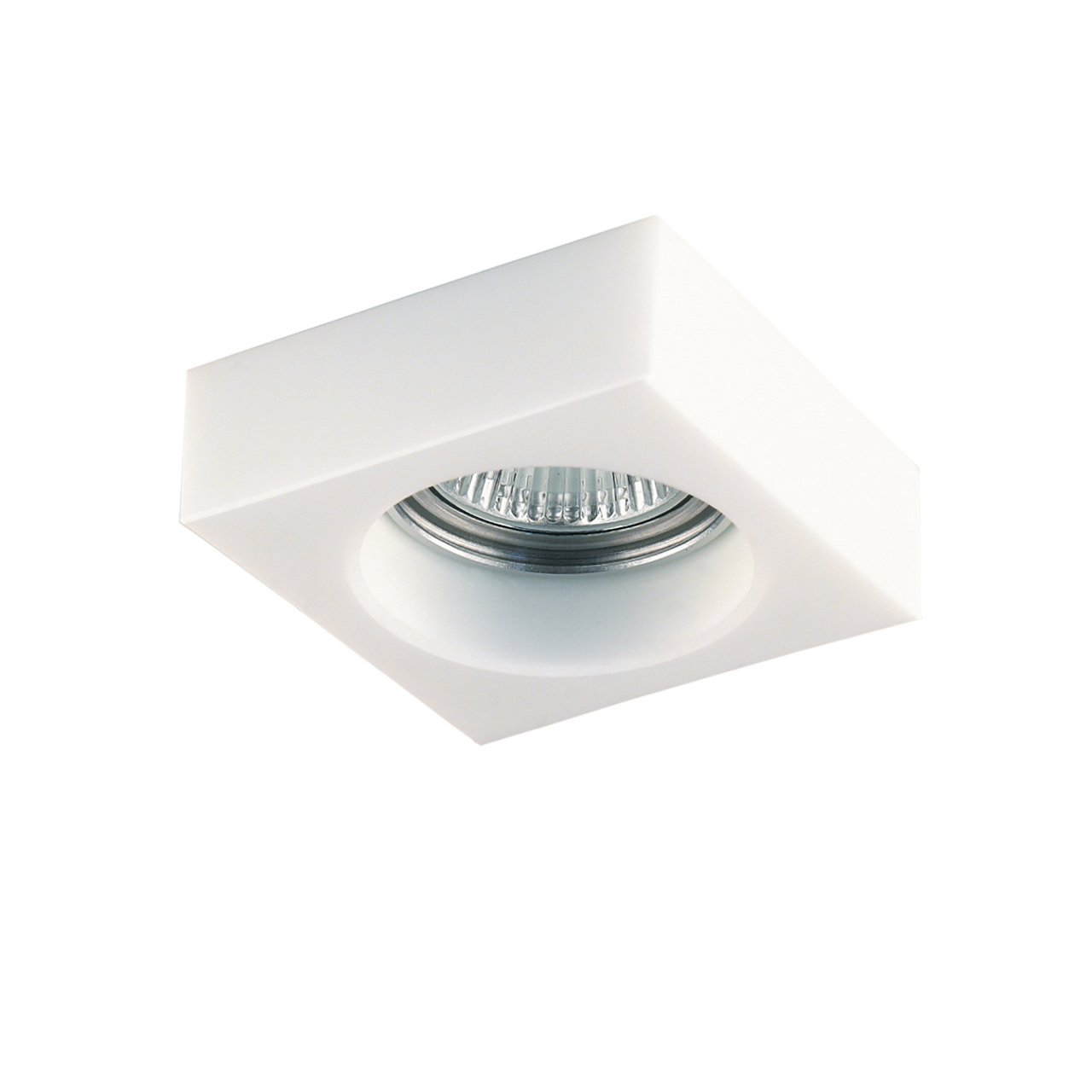 Светильник Lui Mini MR16 / HP16 хром / белый Lightstar 006146
