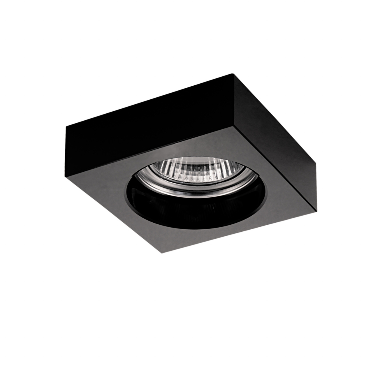 Светильник Lui Mini BL MR16 / HP16 хром / черный Lightstar 006147