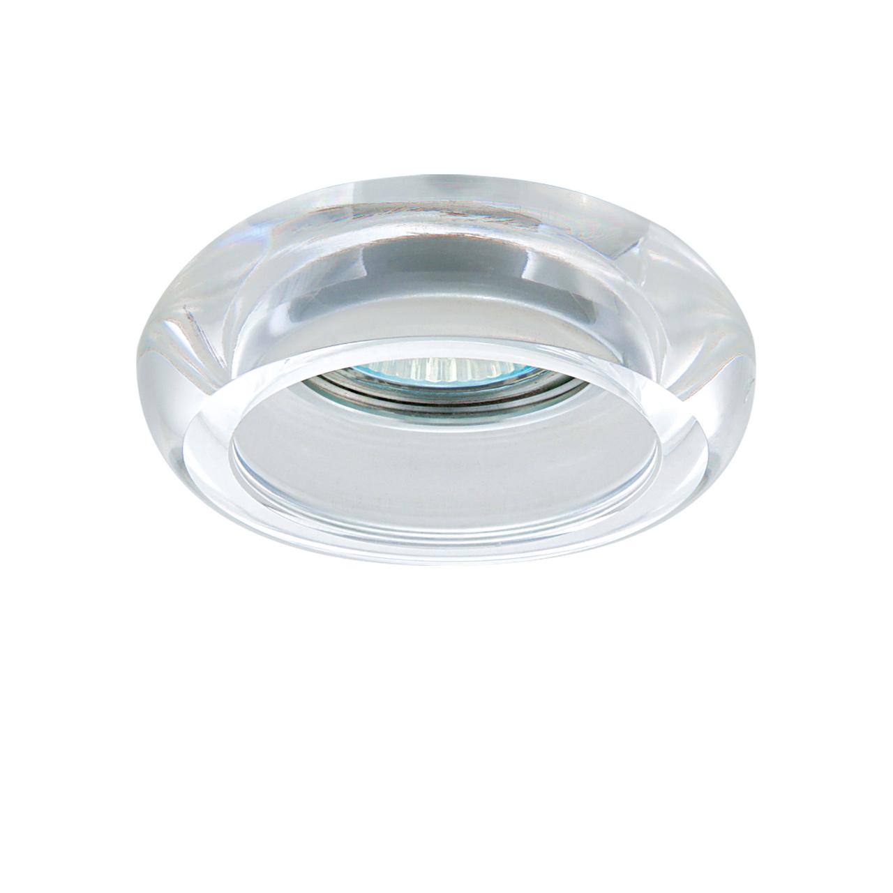 Светильник Tondo CR MR16 / HP16 хром / прозрачный Lightstar 006200