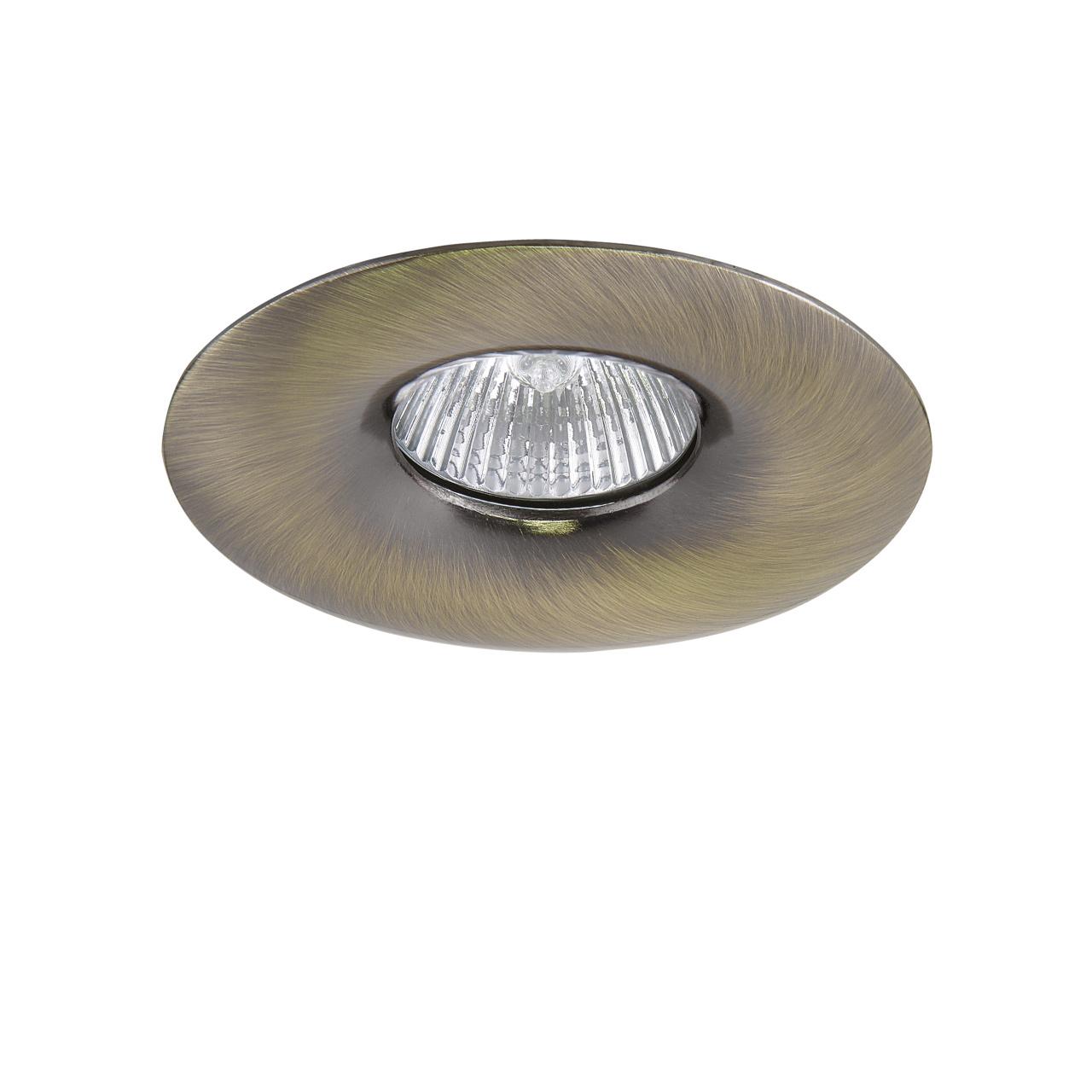 Светильник Levigo MR16 / HP16 зеленая бронза Lightstar 010011