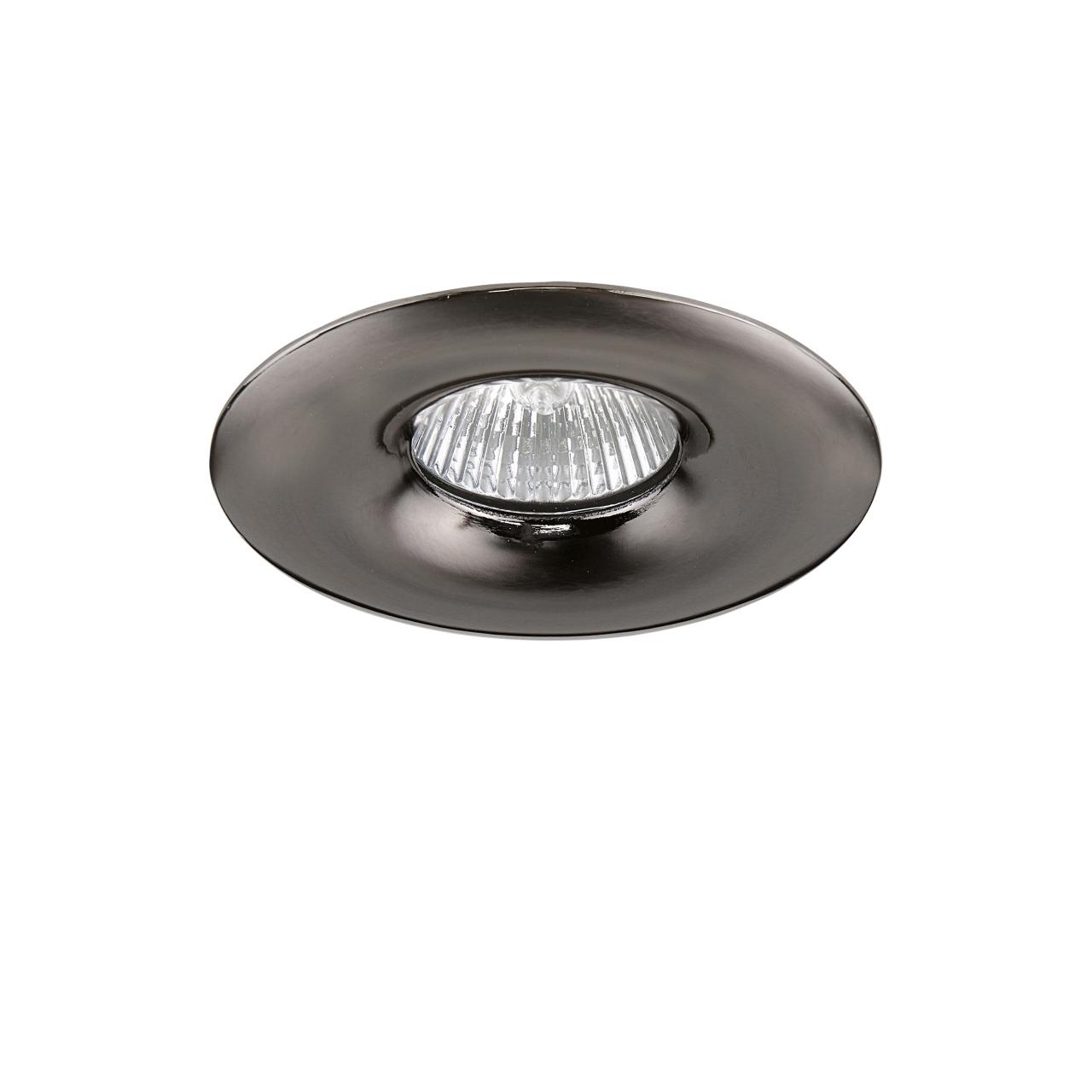 Светильник Levigo MR16 / HP16 черный хром Lightstar 010018