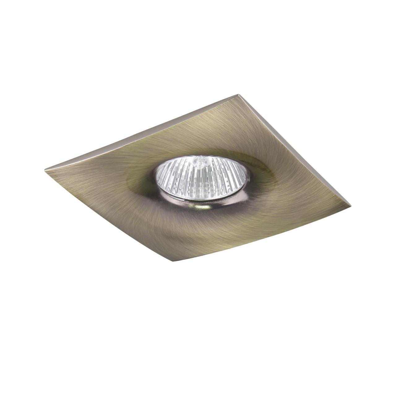Светильник Levigo Q MR16 / HP16 зеленая бронза Lightstar 010031