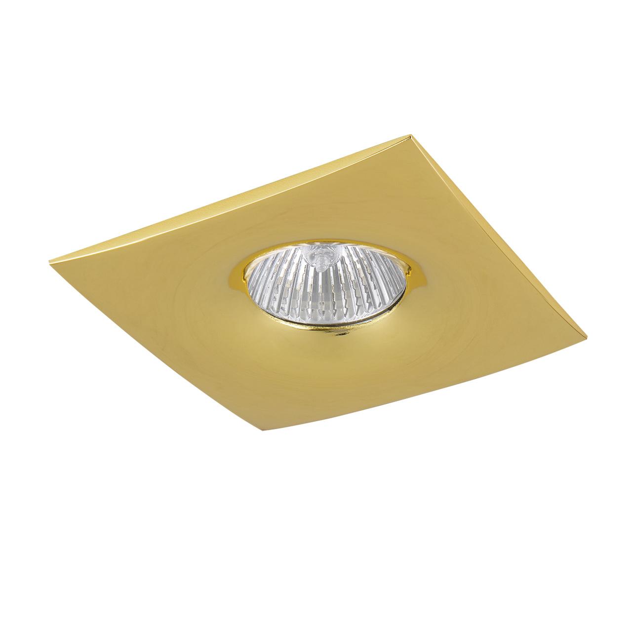 Светильник Levigo Q MR16 / HP16 золото Lightstar 010032