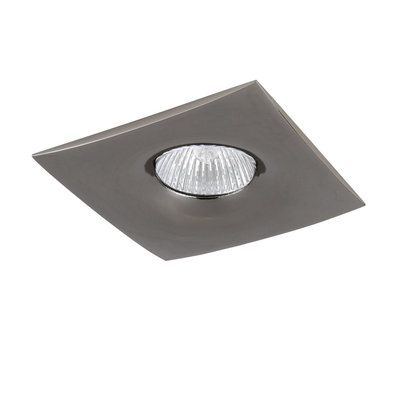 Светильник Levigo Q MR16 / HP16 черный хром Lightstar 010038