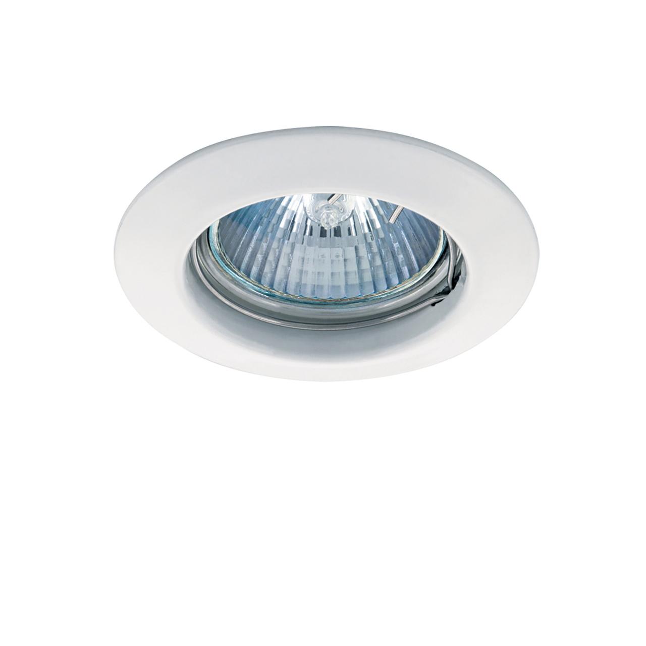 Светильник lega HI FIX MR16 / HP16 белый Lightstar 011010